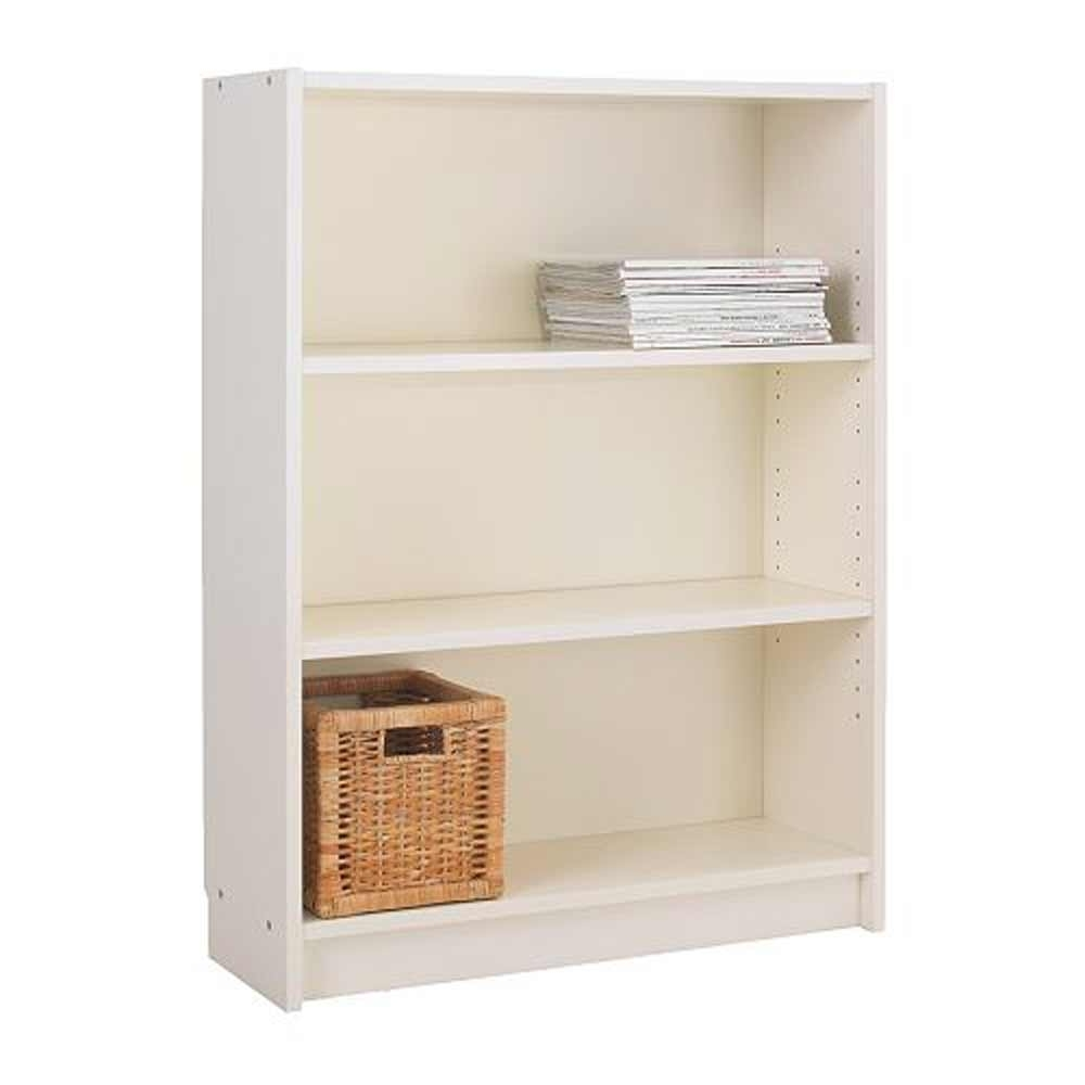 Most Recently Released Small White Bookshelves Bookcase Nanobuffet Com 7 Top 30 Regarding Small White Bookcases (View 7 of 15)