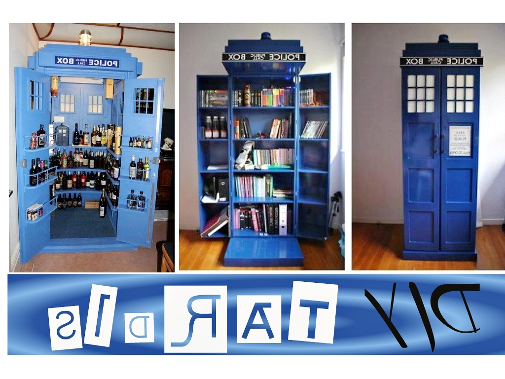 Most Recently Released Tardis Bookcases Throughout Tardis Bookshelf Album On Imgur Bookcase Pics Bookcases (View 14 of 15)
