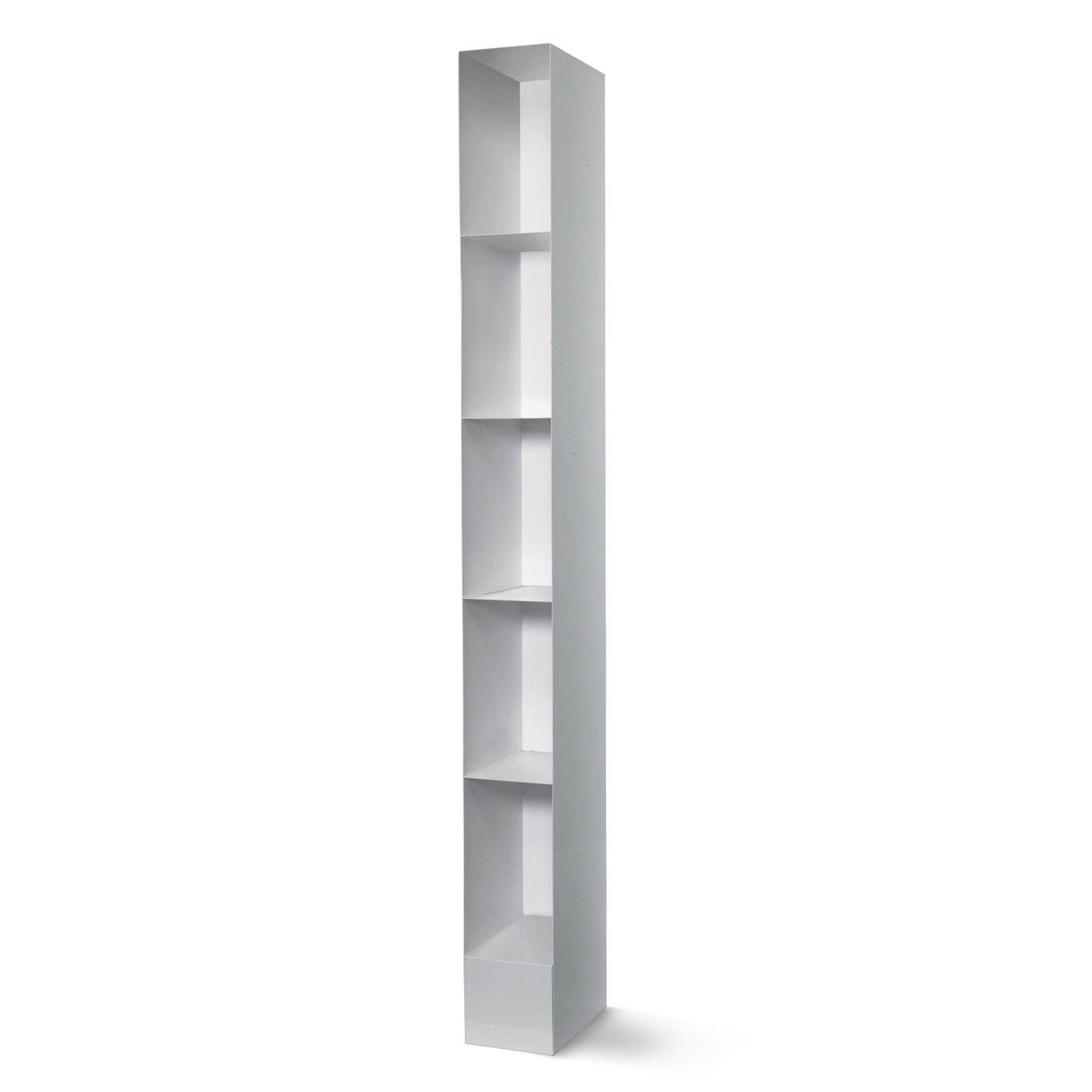 Most Recently Released Totem Bookcase – Tall Narrow Bookcase (View 13 of 15)