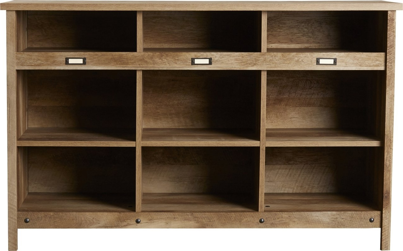 Most Up To Date Andover Mills Orville Cube Bookcase & Reviews (View 12 of 15)