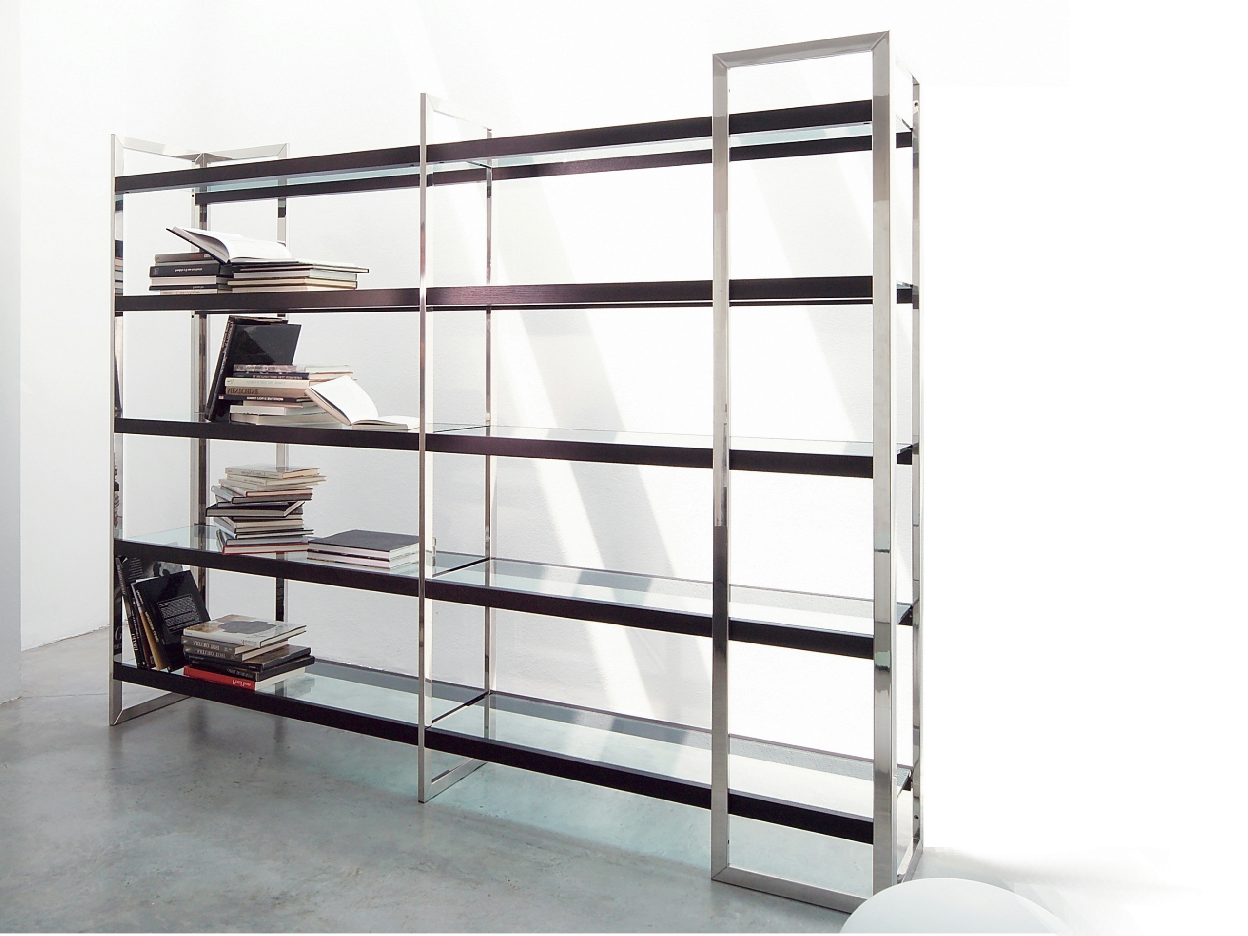 Most Up To Date Bookcases Ideas: Adorable Choice Steel Bookcase Warehouse Shelving In Steel Bookcases (View 8 of 15)