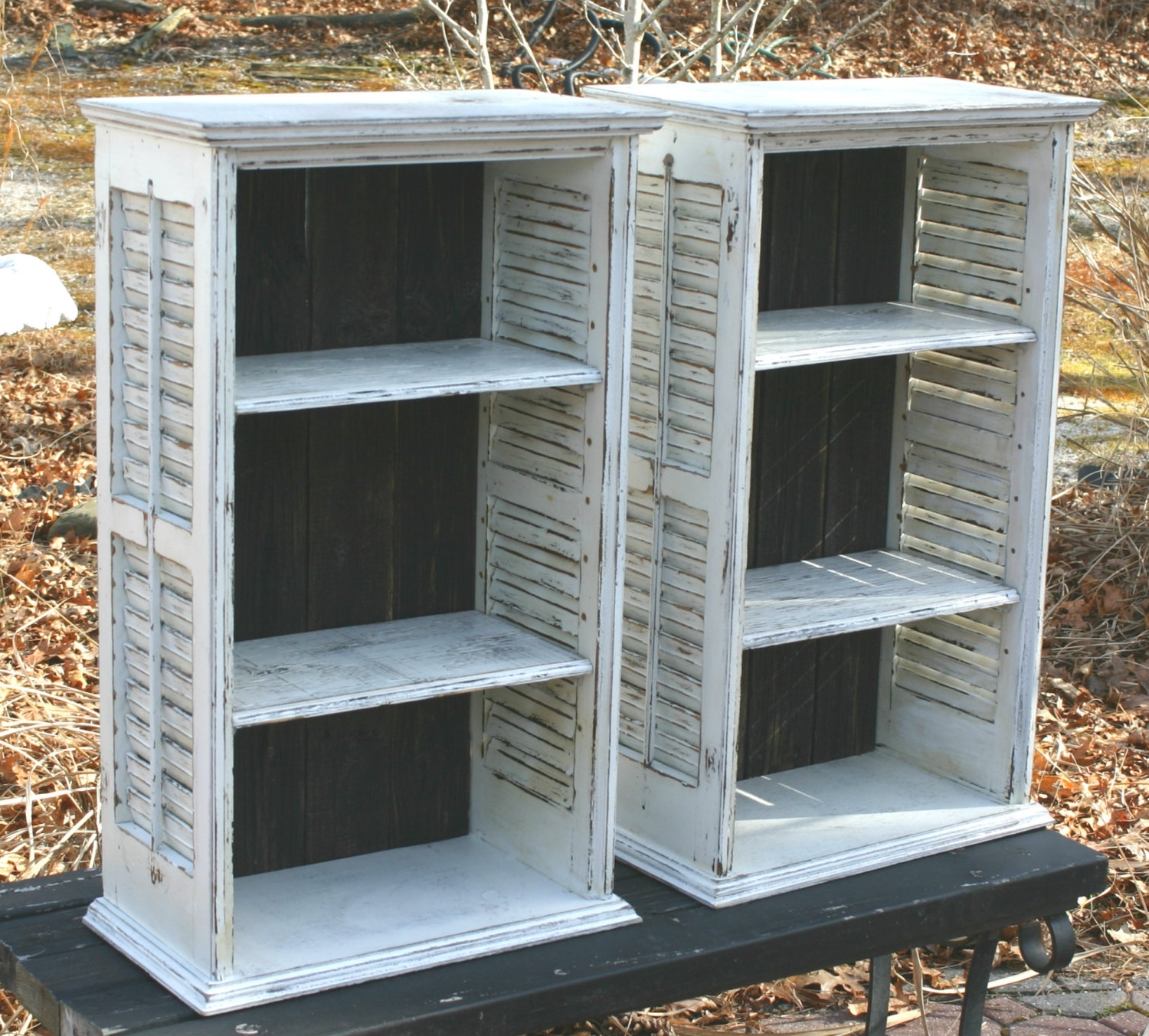 Most Up To Date Distressed Bookcases For Paint Distressed Bookcase All Styles Image Of Creative ~ Idolza (View 9 of 15)