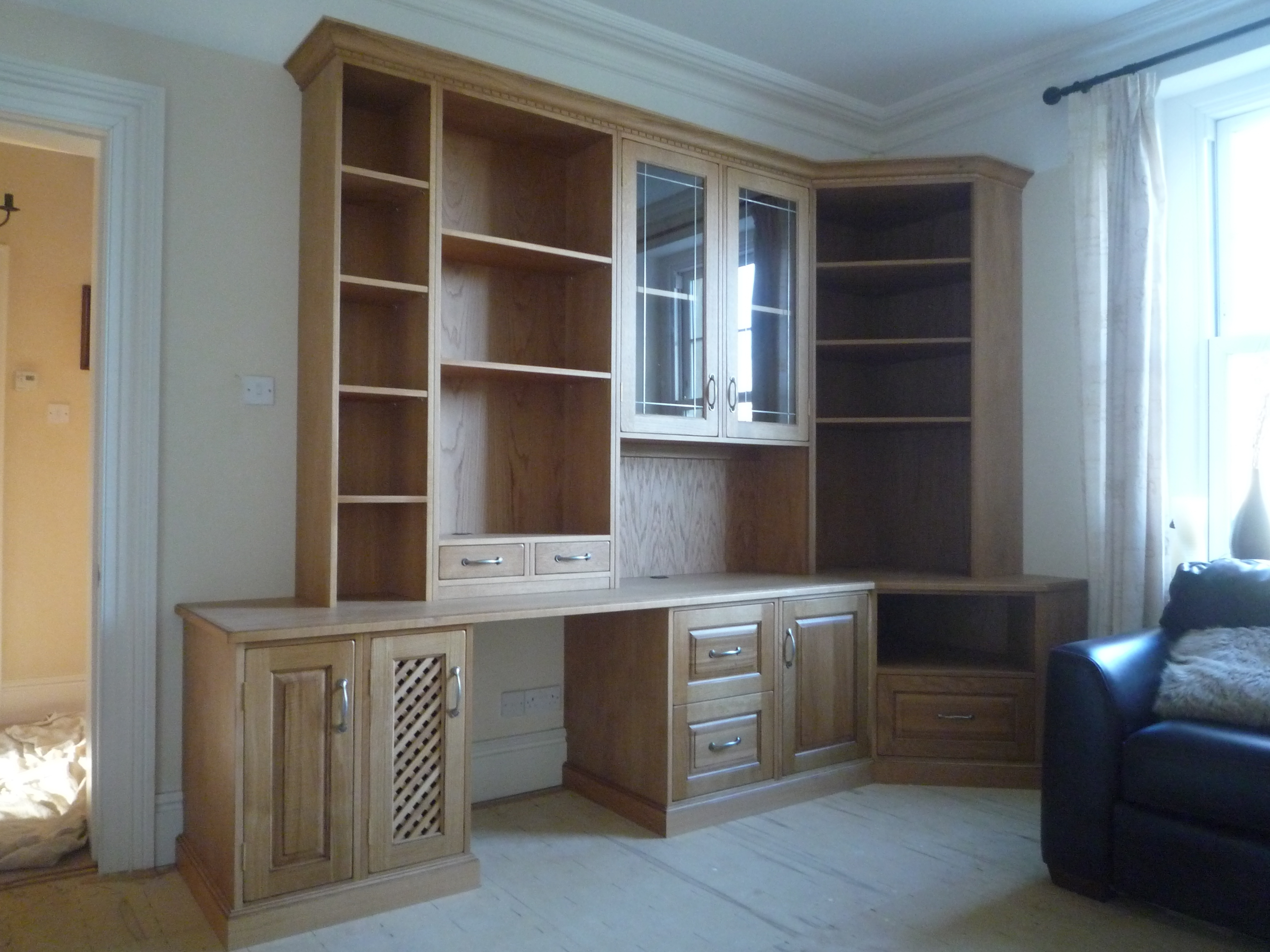 Most Up To Date Fitted Office Furniture Throughout Special Fitted Home Office Furniture Best Design Ideas # (View 5 of 15)