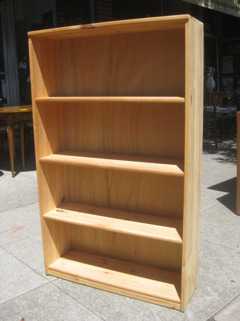 Most Up To Date Furniture Home: Pine Bookcase Furniture Home Best Ideas On Throughout Pine Bookcases (View 3 of 15)