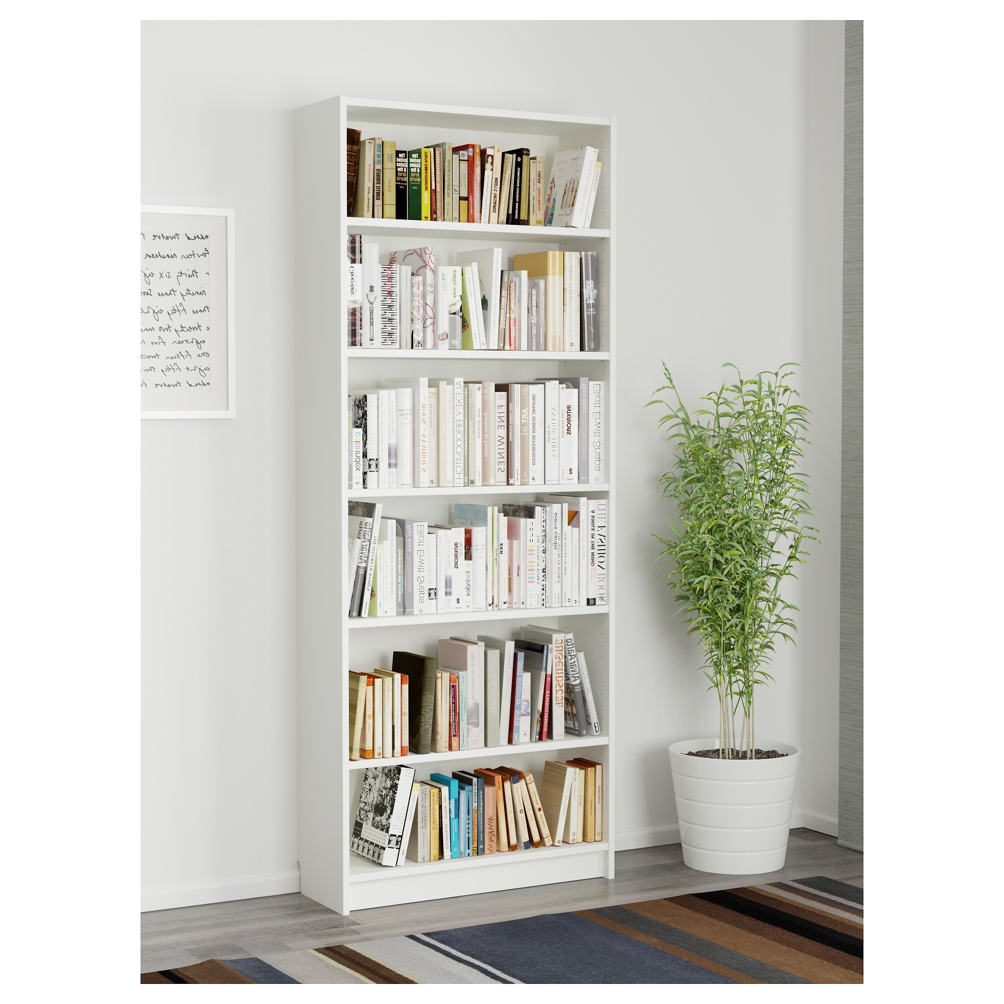 Featured Photo of Ikea Billy Bookcases