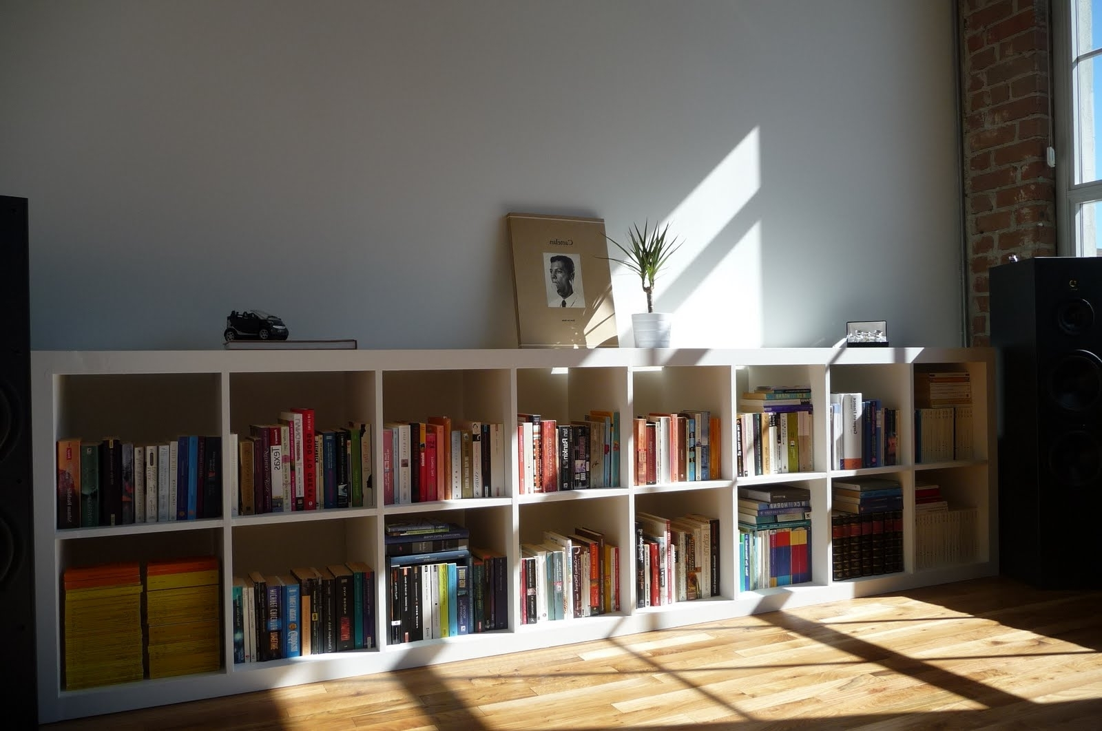 The Best Long Horizontal Bookcases