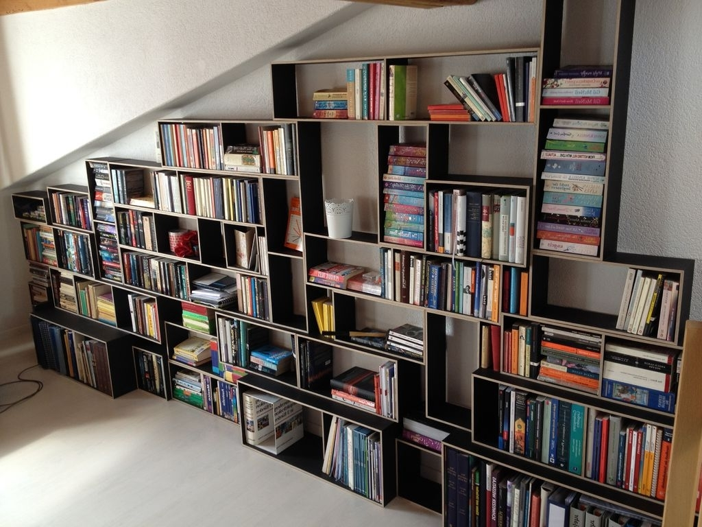 Most Up To Date Modular Bookcases Pertaining To Modular Bookshelf: 7 Steps (with Pictures) (View 3 of 15)