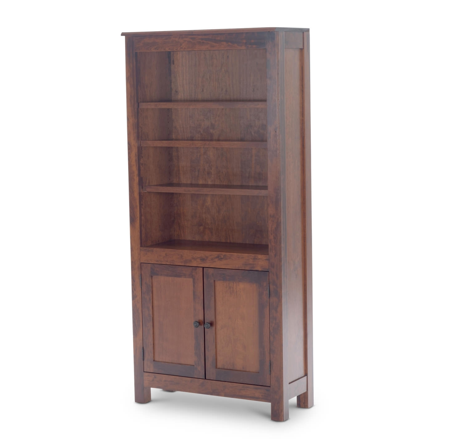 Most Up To Date Real Wood Bookcases For Bookcases & Bookshelves – Office Storage – Hom Furniture (View 10 of 15)
