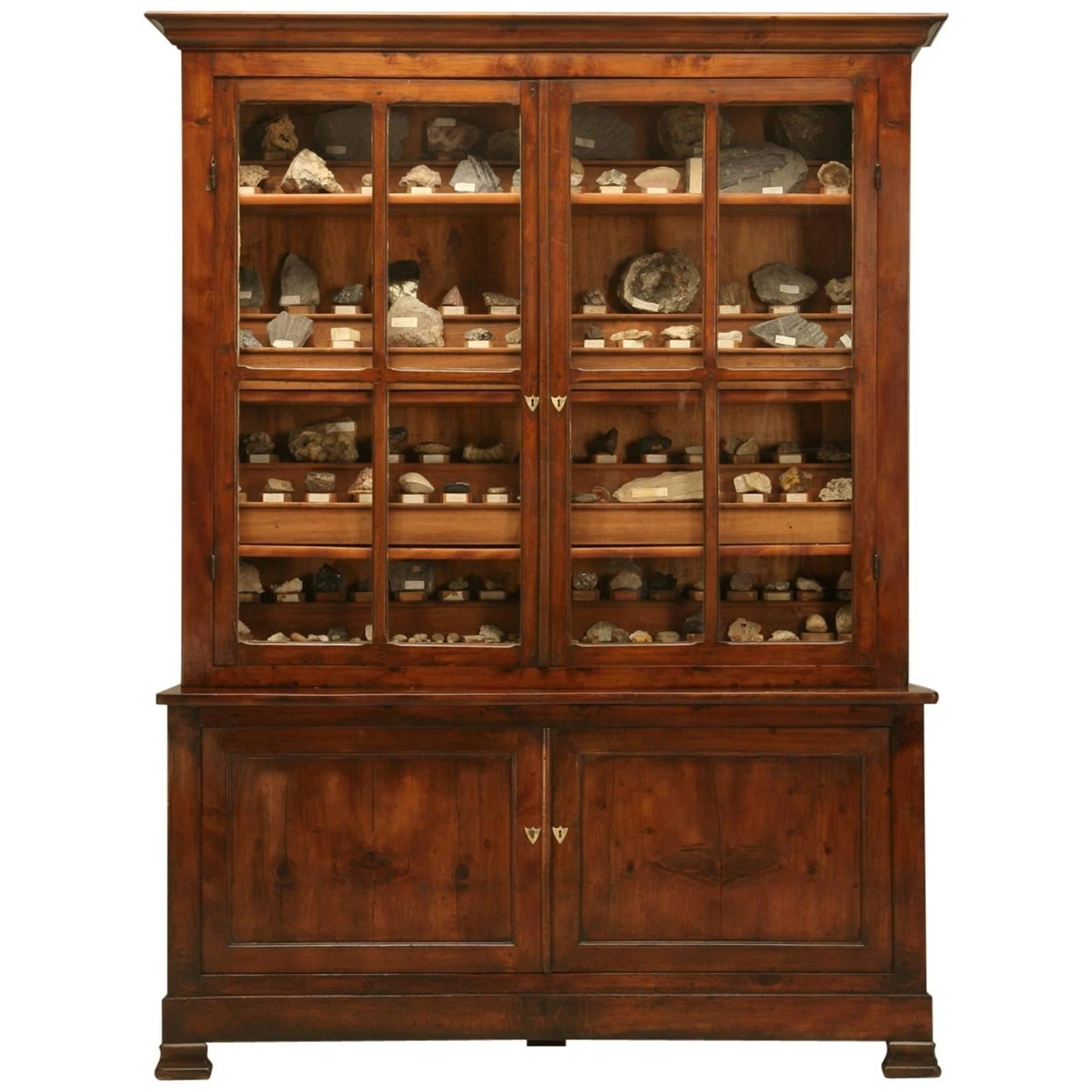 Most Up To Date Shallow Bookcases For Antique & Vintage Bookcases For Sale In Chicago Near Me (View 3 of 15)