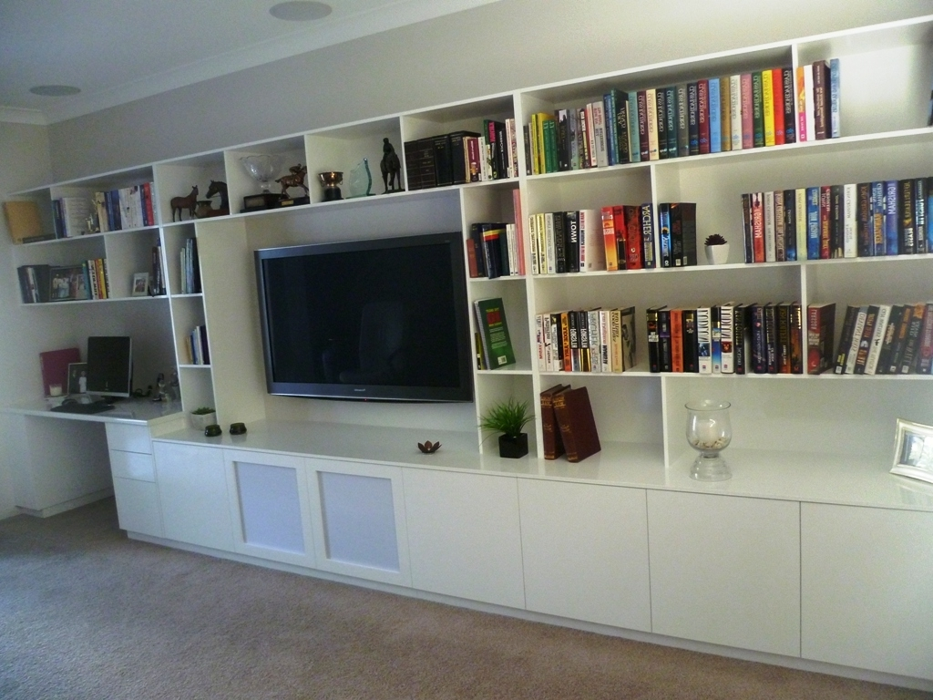 Most Up To Date Tv And Bookcases Units For Foot Bookcase Elegant Tv And Units For Rolling Ladder With (View 5 of 15)