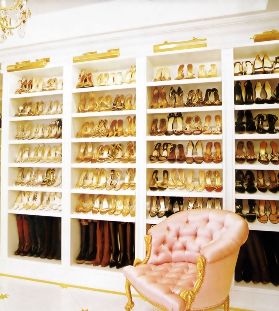 15 Best Collection of Wardrobes Shoe Storages