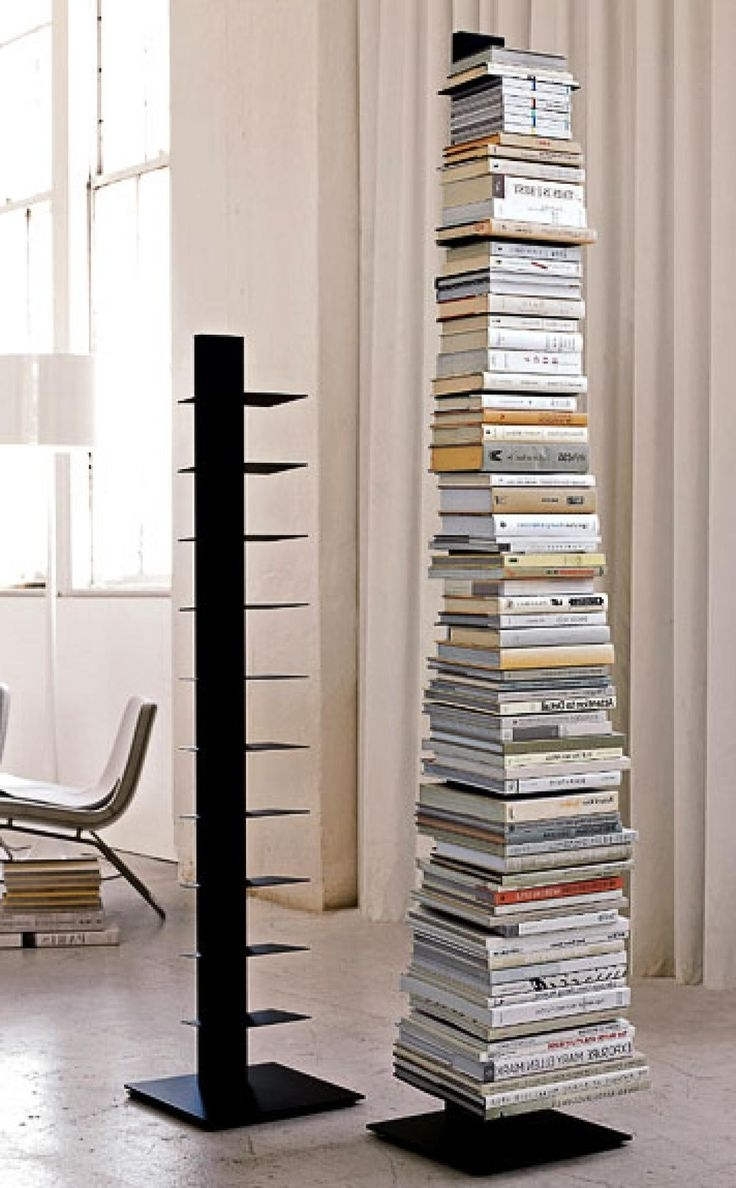 Featured Photo of Tall Sapien Bookcases