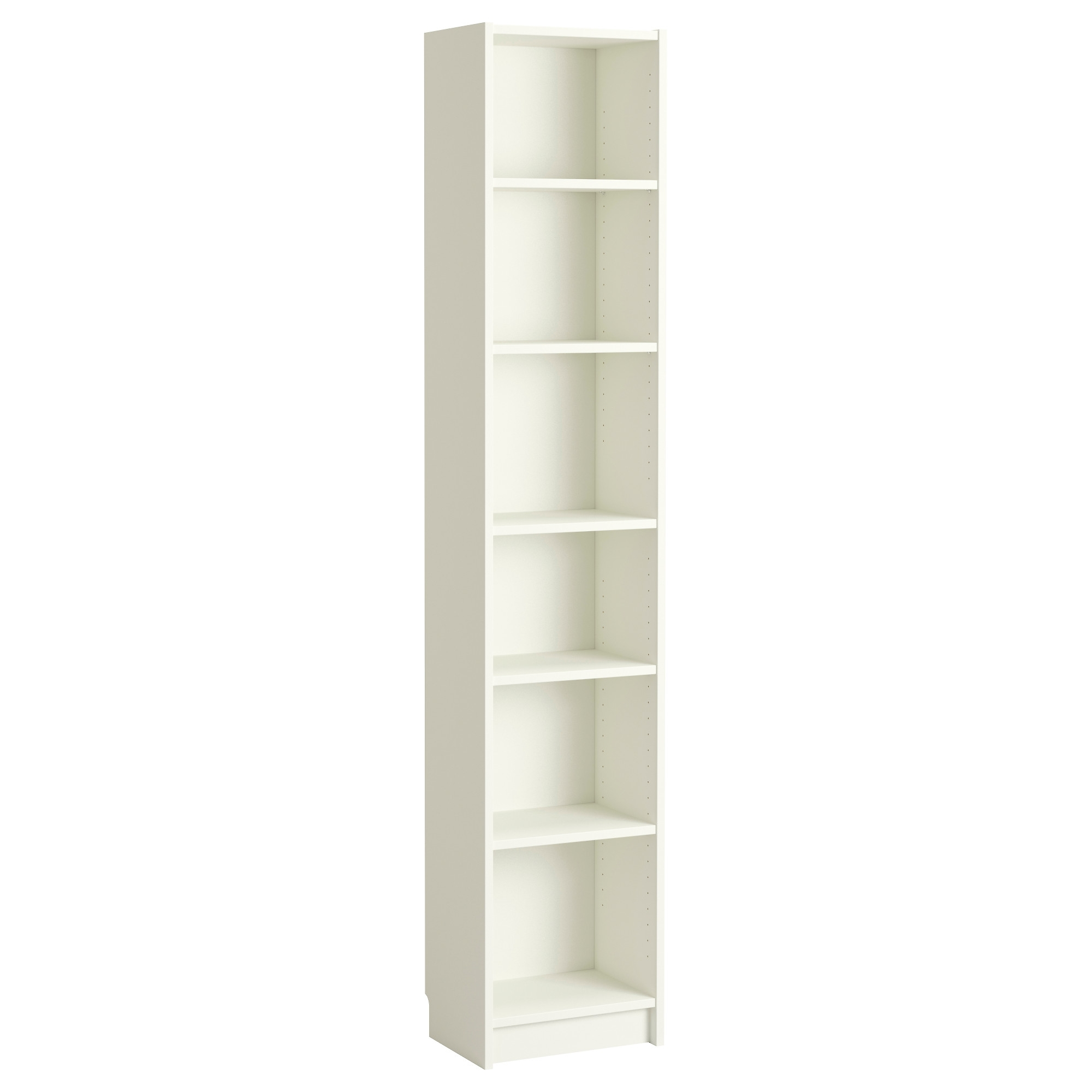 Featured Photo of Narrow White Bookcases