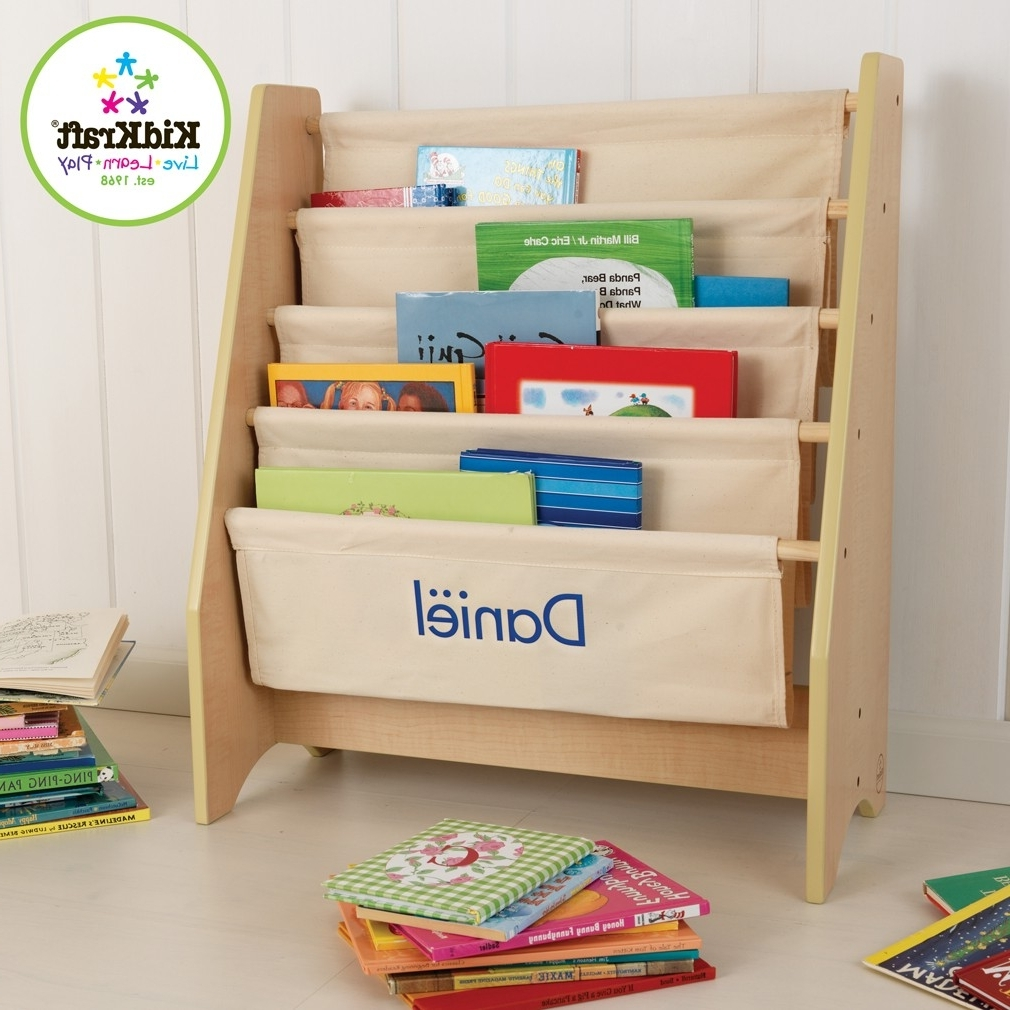Newest Adorable Childrens Bookcases Daniel Cute Bookcase With Many Child Intended For Kids Bookcases (View 10 of 15)