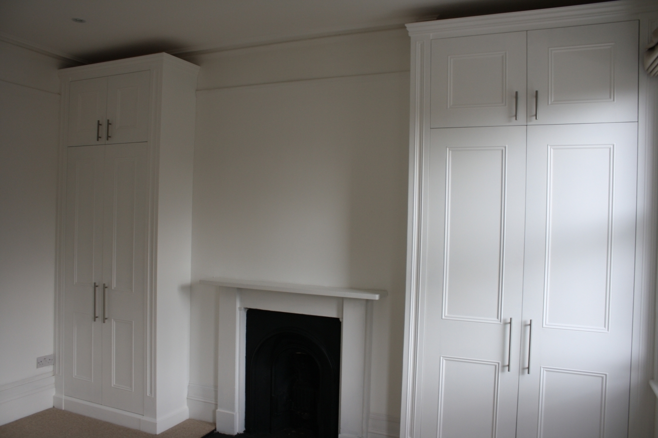 Newest Alcove Wardrobes Designs Pertaining To Traditional Wardrobes Are Normally Made From Mdf, High Grade (View 13 of 15)