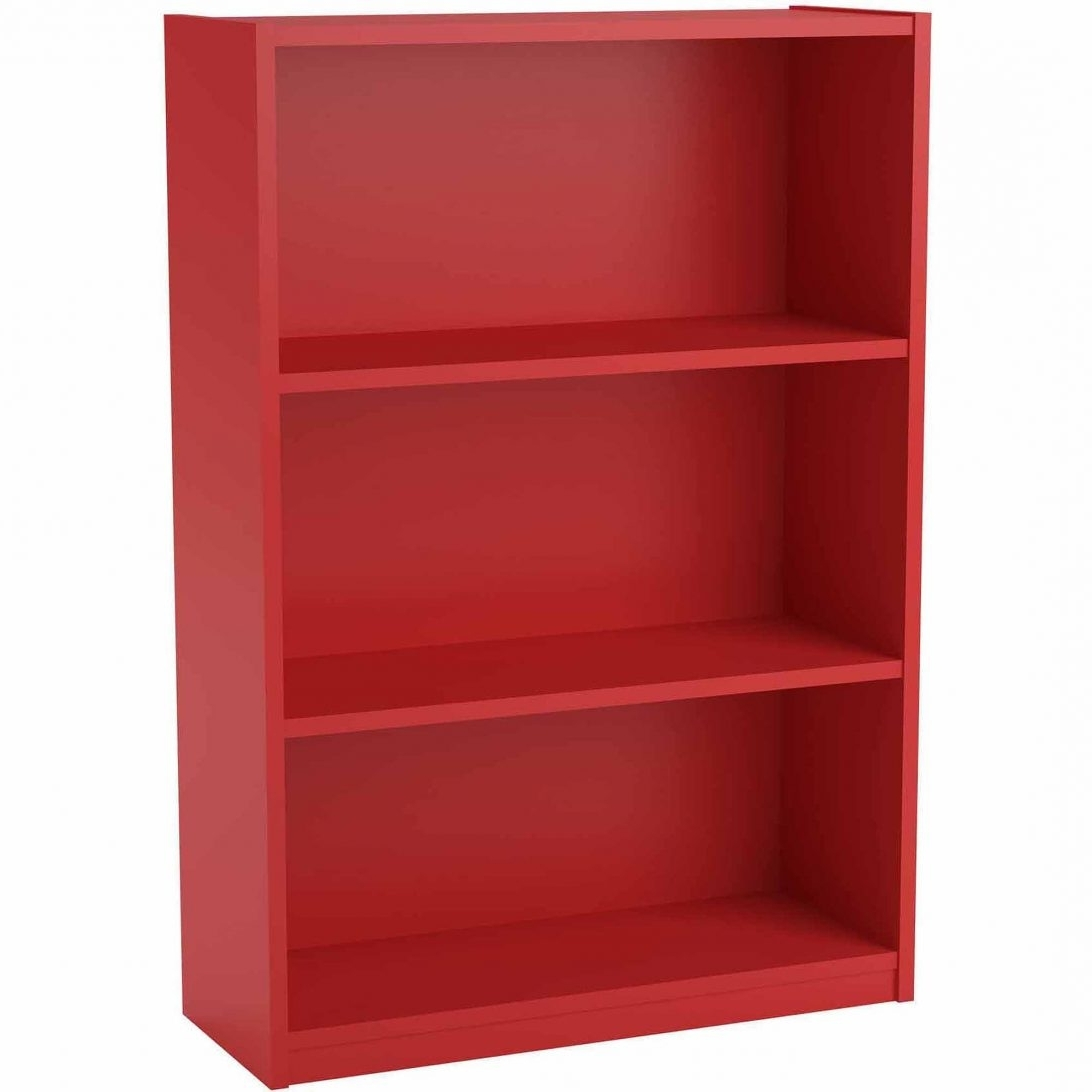 Newest Ameriwood 3 Shelf Bookcases With Regard To Ameriwood Shelf Bookcase Multiple Finishes Walmart Com Two Plans (View 4 of 15)