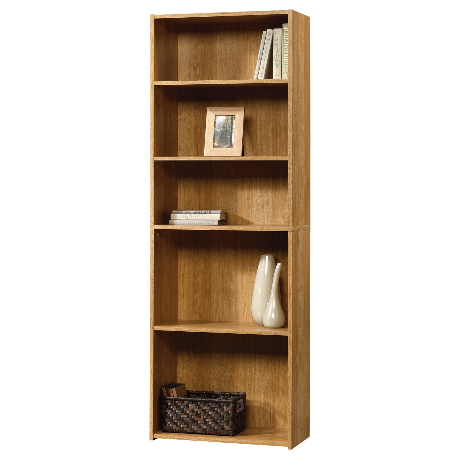 Featured Photo of 5 Shelf Bookcases