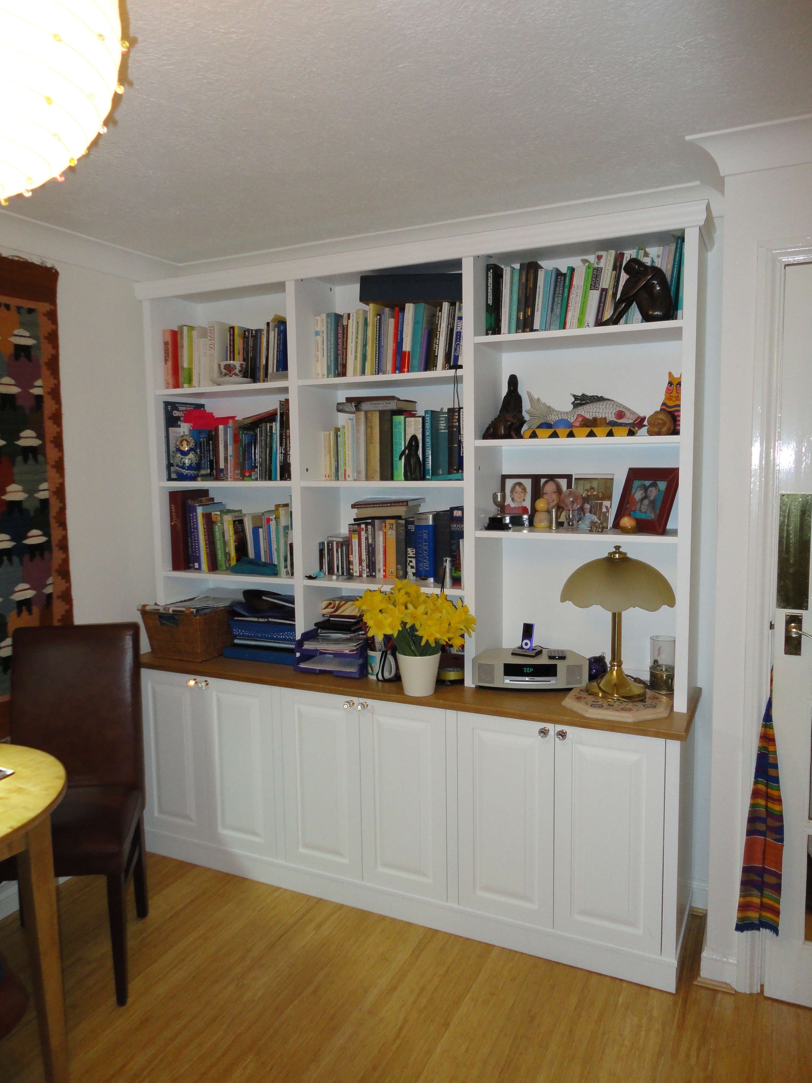 Newest Bookcases With Cupboard Base Throughout Bookcases «the Sussex Bookcase Company The Sussex Bookcase Company (View 14 of 15)