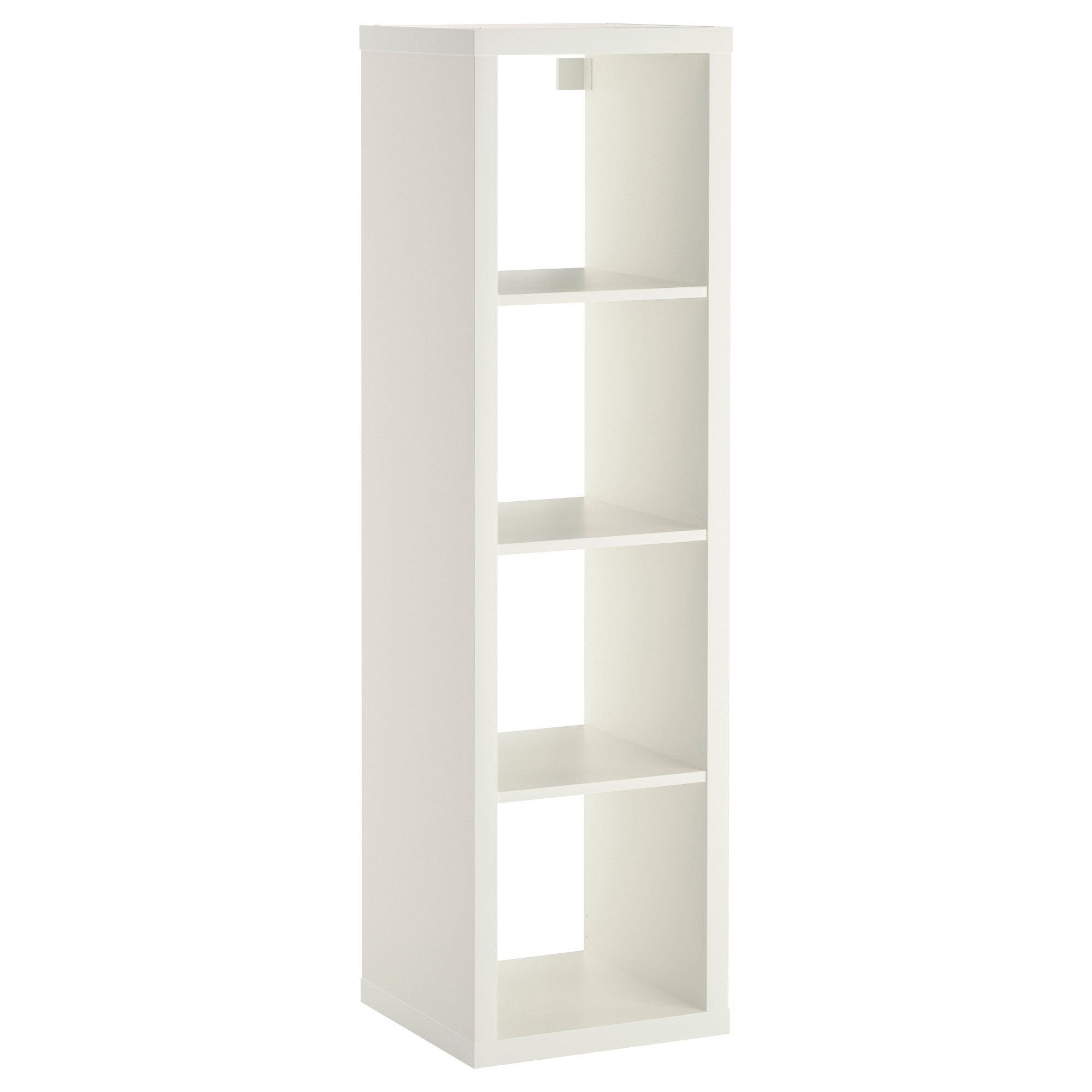 Newest Ikea White Bookcases Throughout Kallax Shelf Unit – White – Ikea (View 15 of 15)