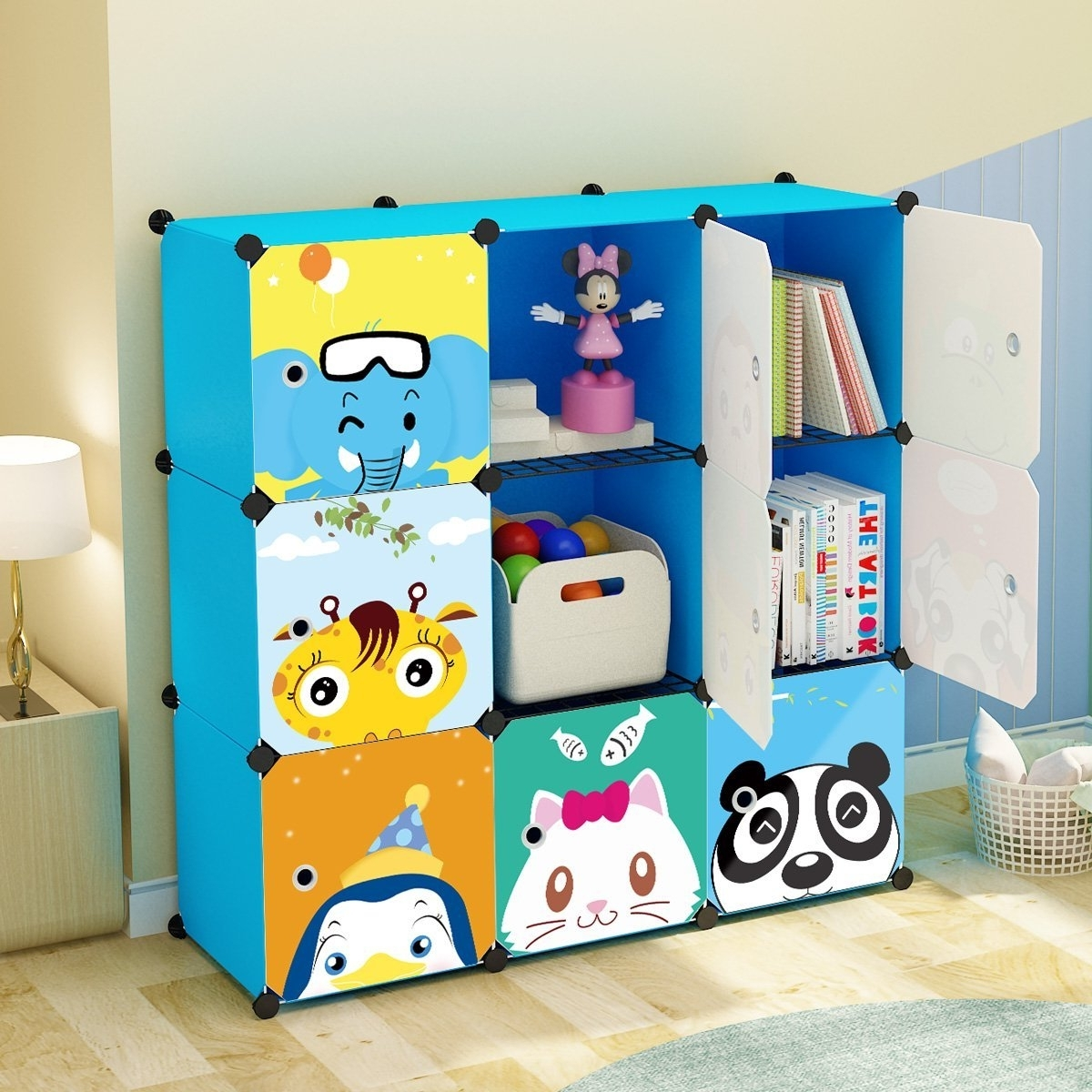 Newest Kids' Bookcases, Cabinets & Shelves (View 15 of 15)