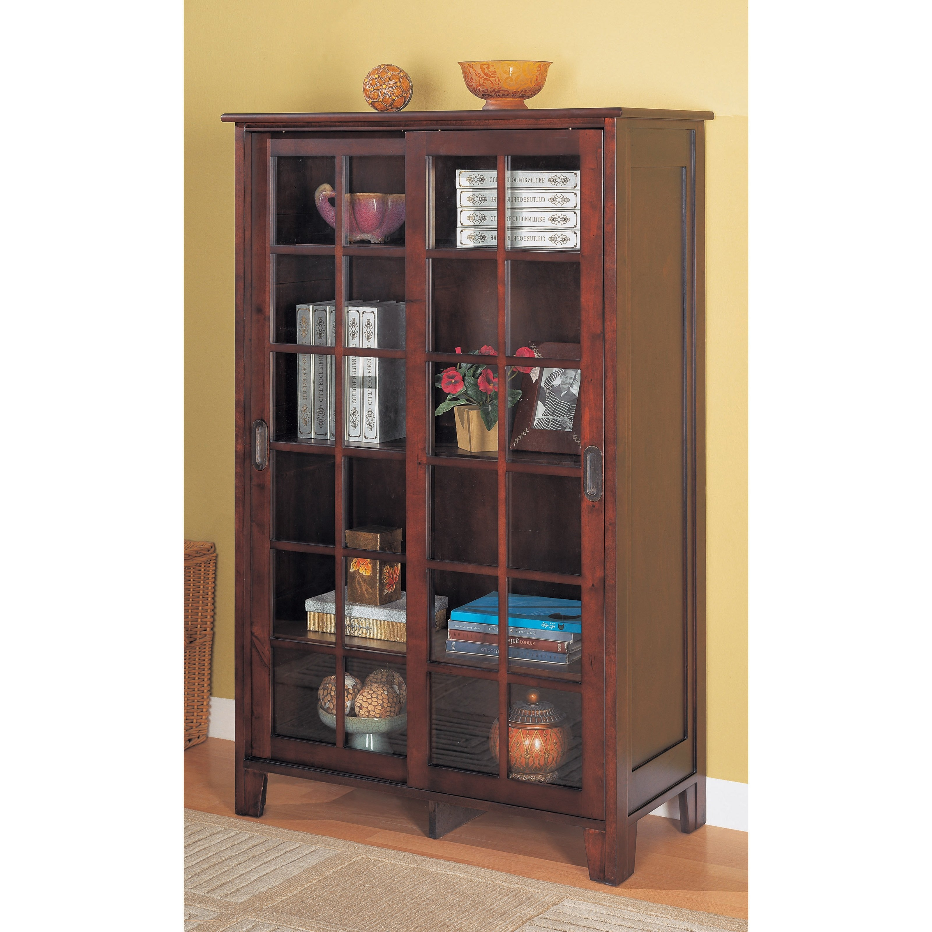Newest Rustic Bookcases Inside Ikea Billy Bookcase Black Also Leaning Shelf With Rustic Doors And (View 11 of 15)