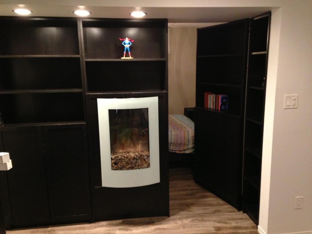 Newest Secret Bookcase Door – Ikea Hackers Within Hidden Door Bookcases (View 11 of 15)