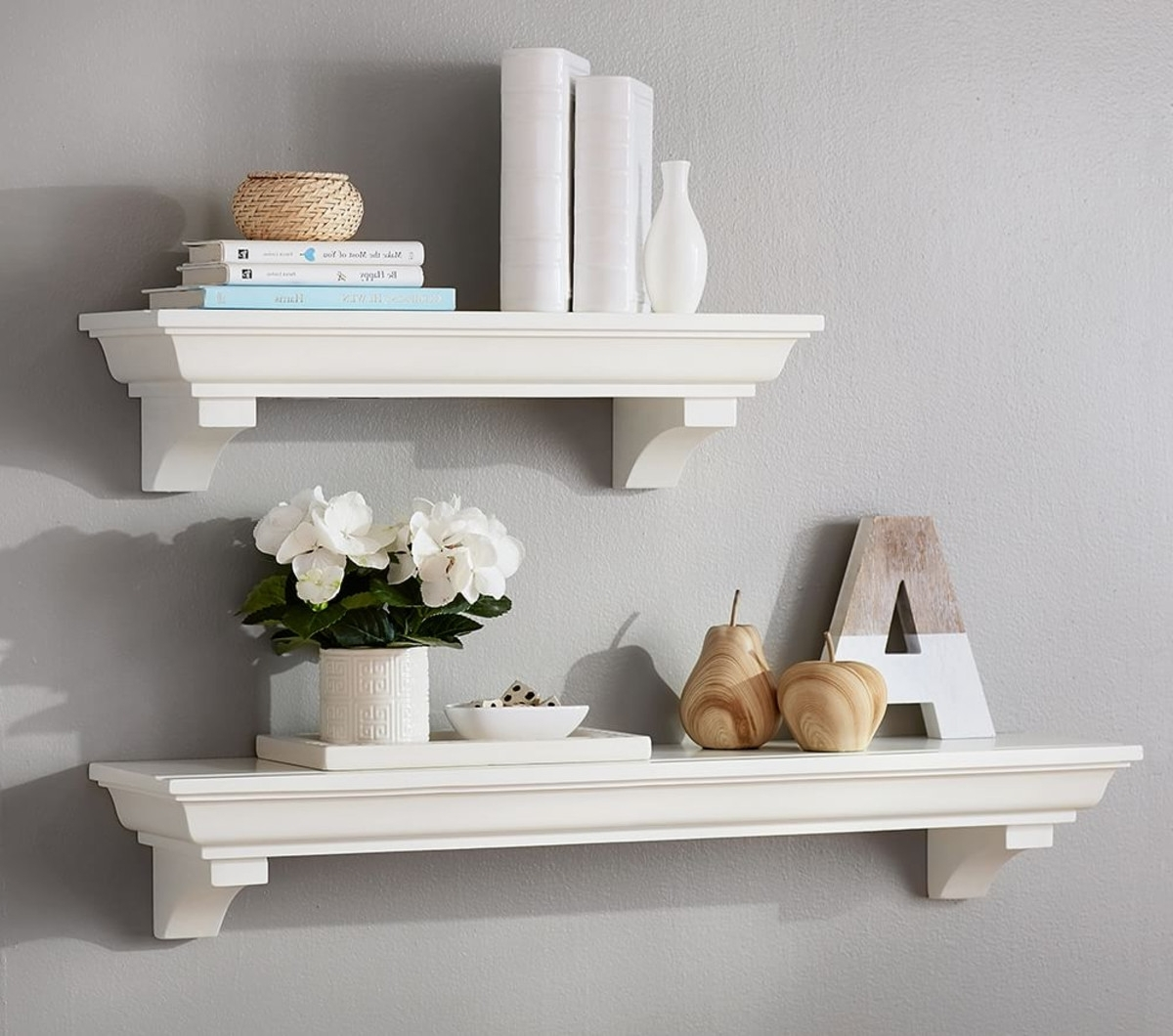Newest Shelving: Classic Shelves Design. Shelving Furniture (View 10 of 15)