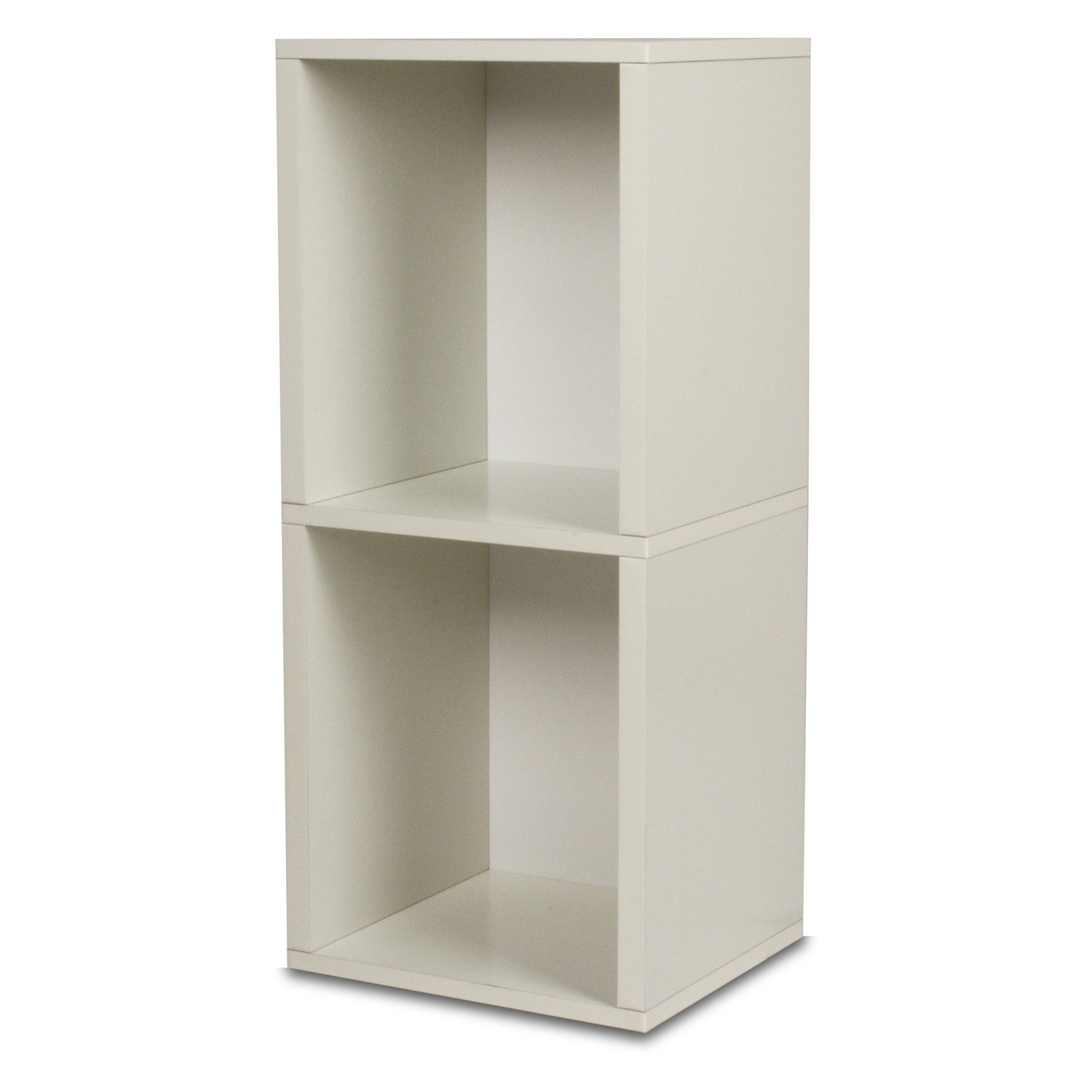 Newest Small White Bookcases For Small White Bookcase With 2 Shelves Of Clever Designs Ideas Of (View 9 of 15)