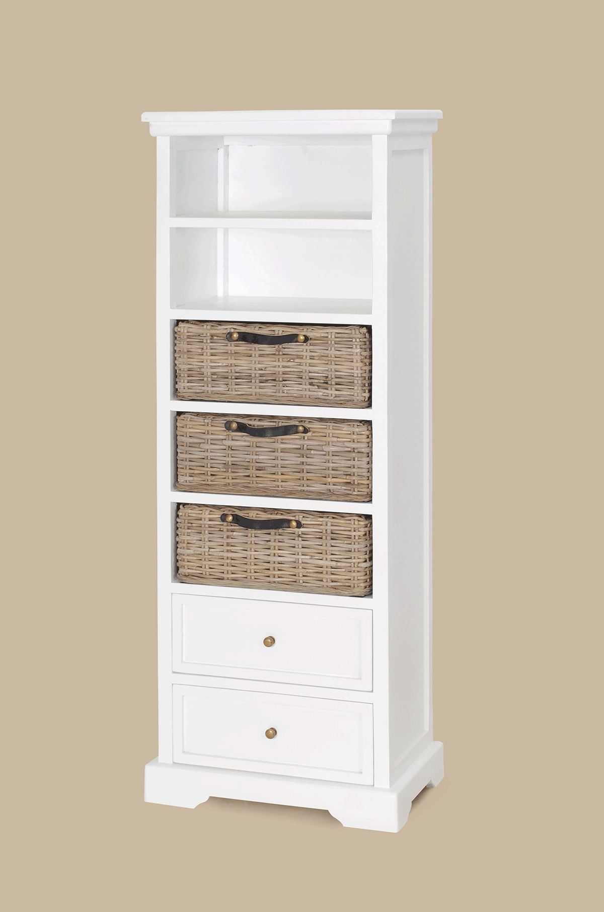 Newest Tall White Bookcases In Importance Of Having Bookcase With Drawers – Darbylanefurniture (View 8 of 15)