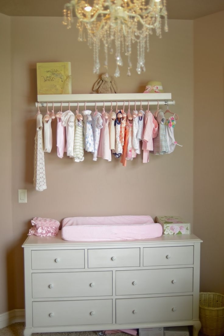Newest Wardrobes For Baby Clothes For Storage : 30 Storage Ideas For Baby Room Interior Design Ideas (View 15 of 15)