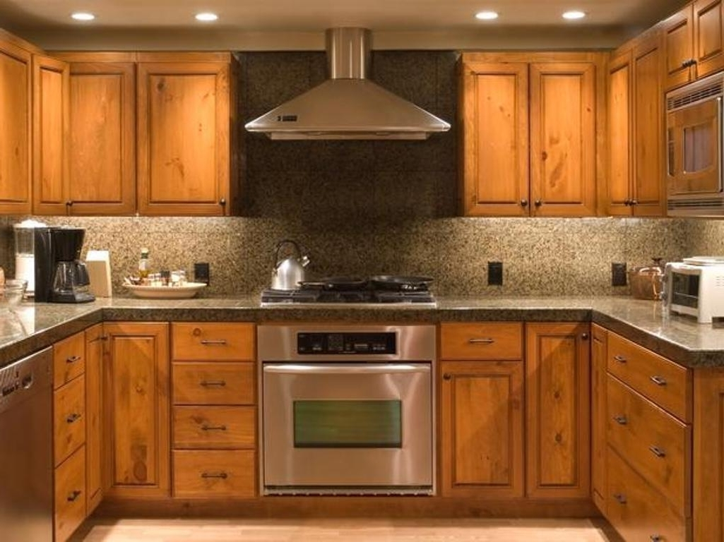 Oak Kitchen Cabinet Doors For Your Kitchen Pertaining To Newest Oak Cupboards (View 12 of 15)