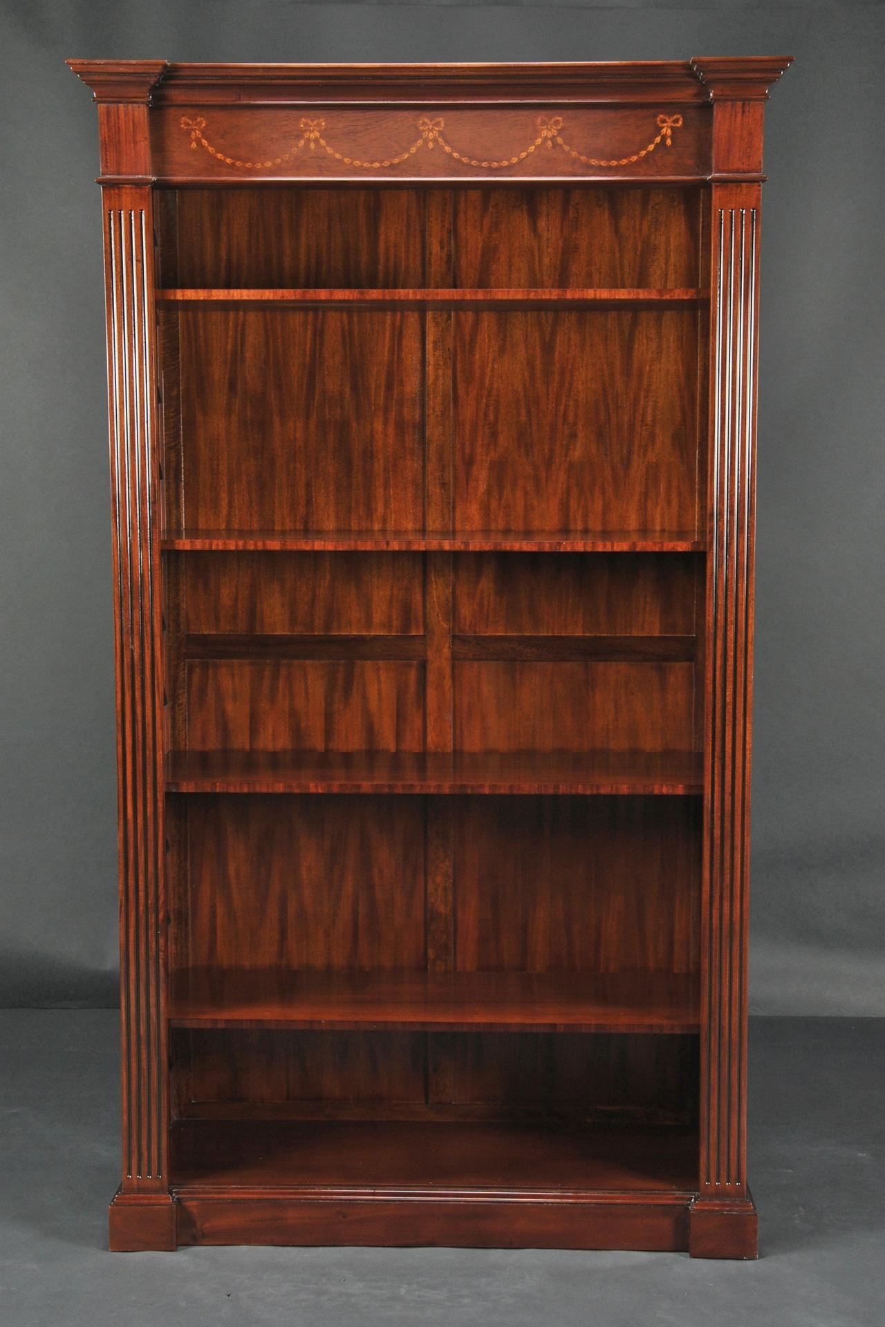 Featured Photo of Mahogany Bookcases
