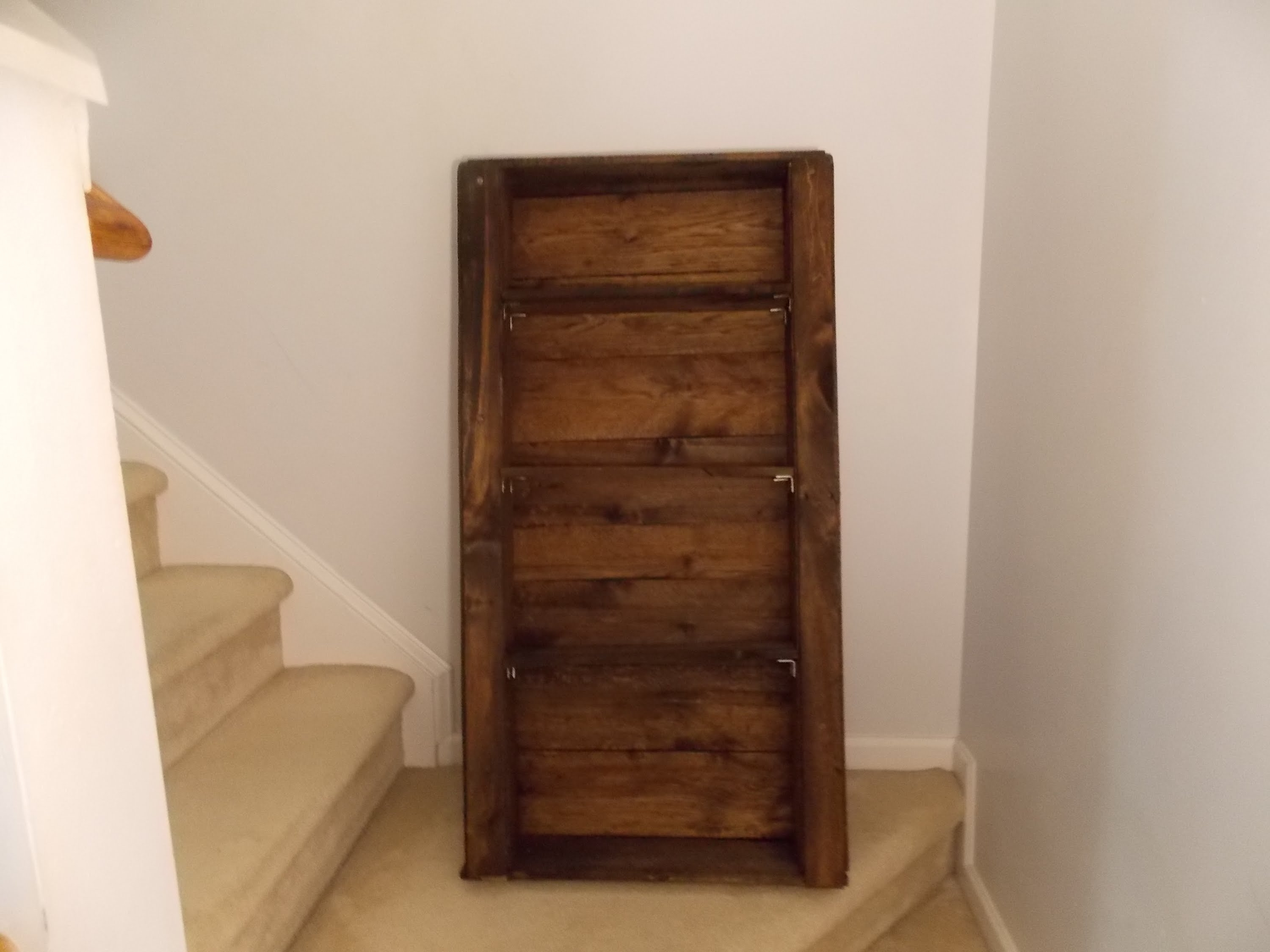 Pallet Bookcases Intended For Most Popular Pallet Bookshelf – Youtube (View 11 of 15)