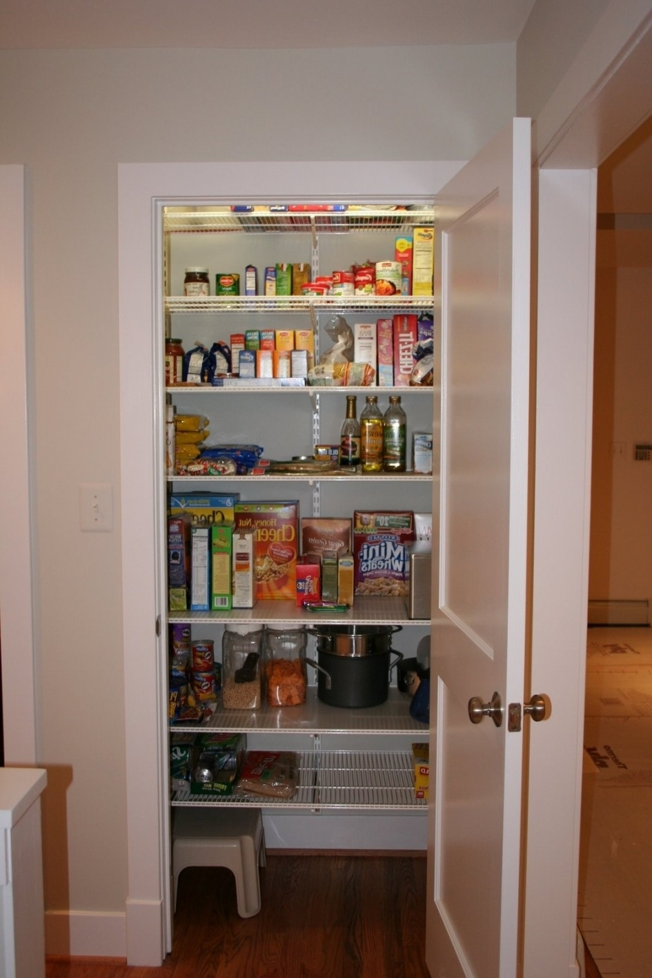 Pantry Closet Shelving Systems • Kitchen Appliances And Pantry Within Most Recently Released Home Shelving Systems (View 9 of 15)