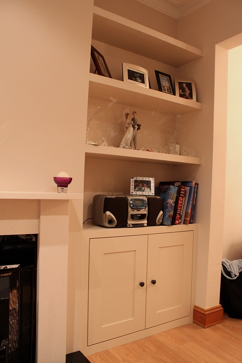 Pinteres… With Fitted Shelves And Cupboards (View 11 of 15)
