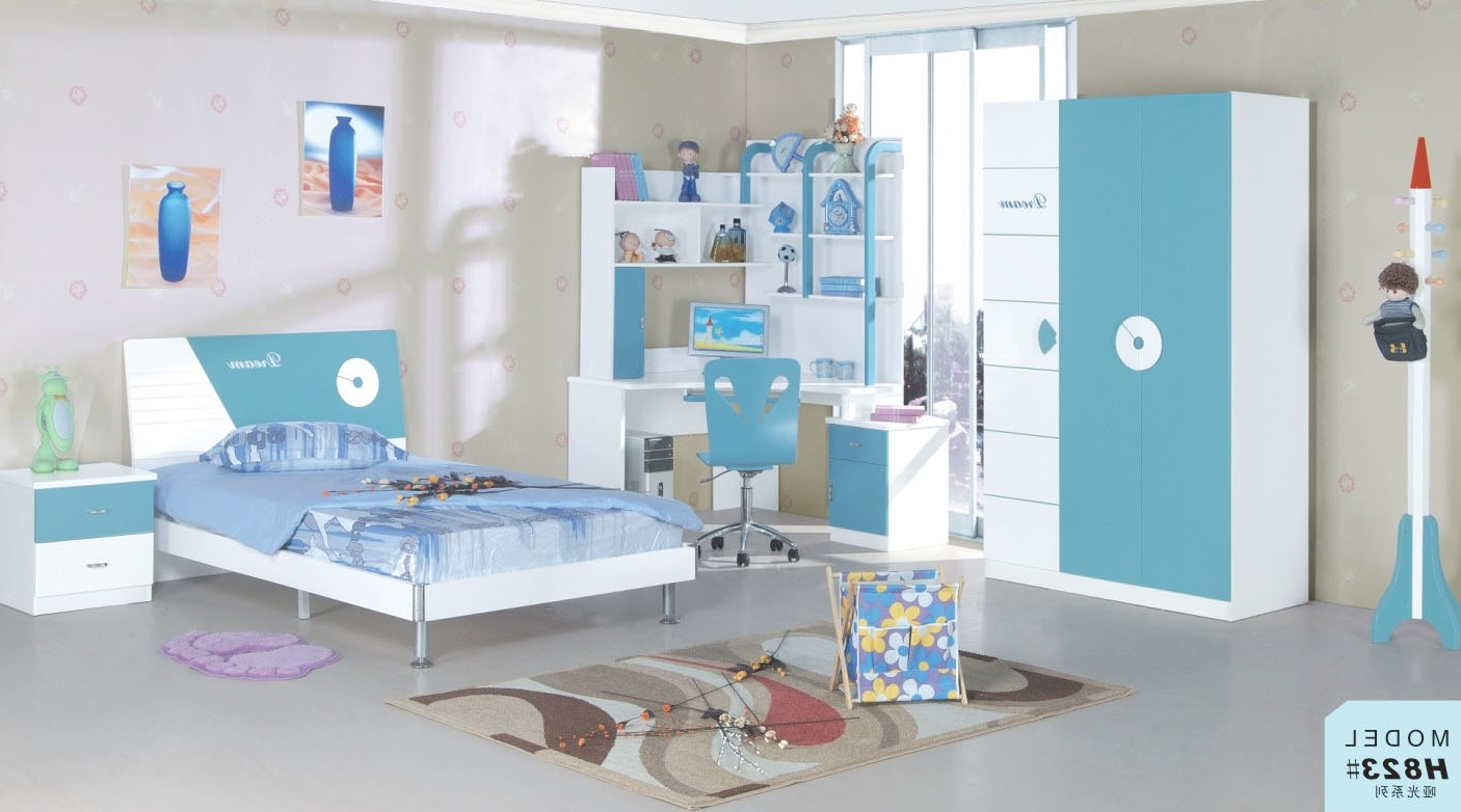 Popular Bedroom : Boys Bedroom Sets Furniture For Kids Cheap Set Full Throughout Childrens Bedroom Wardrobes (View 10 of 15)