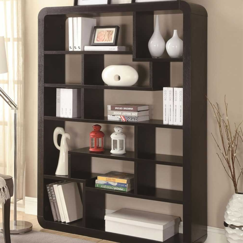 Popular Contemporary Bookcase – Rpisite For Contemporary Bookcases (View 14 of 15)
