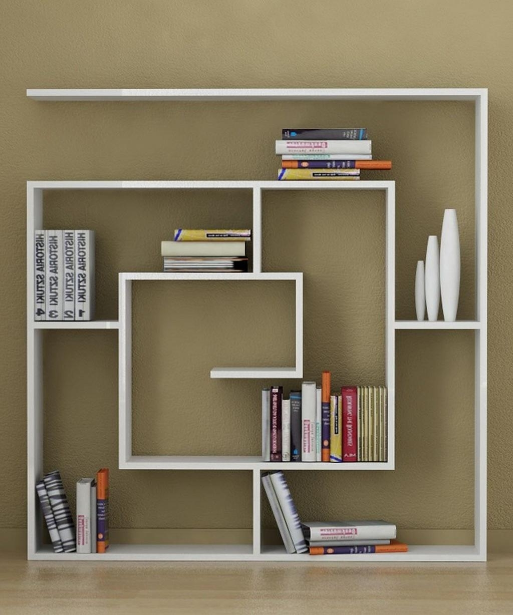 Popular Effigy Of Free Standing Bookshelves Keeping Your Book Collections Regarding Free Standing Bookcases (View 11 of 15)