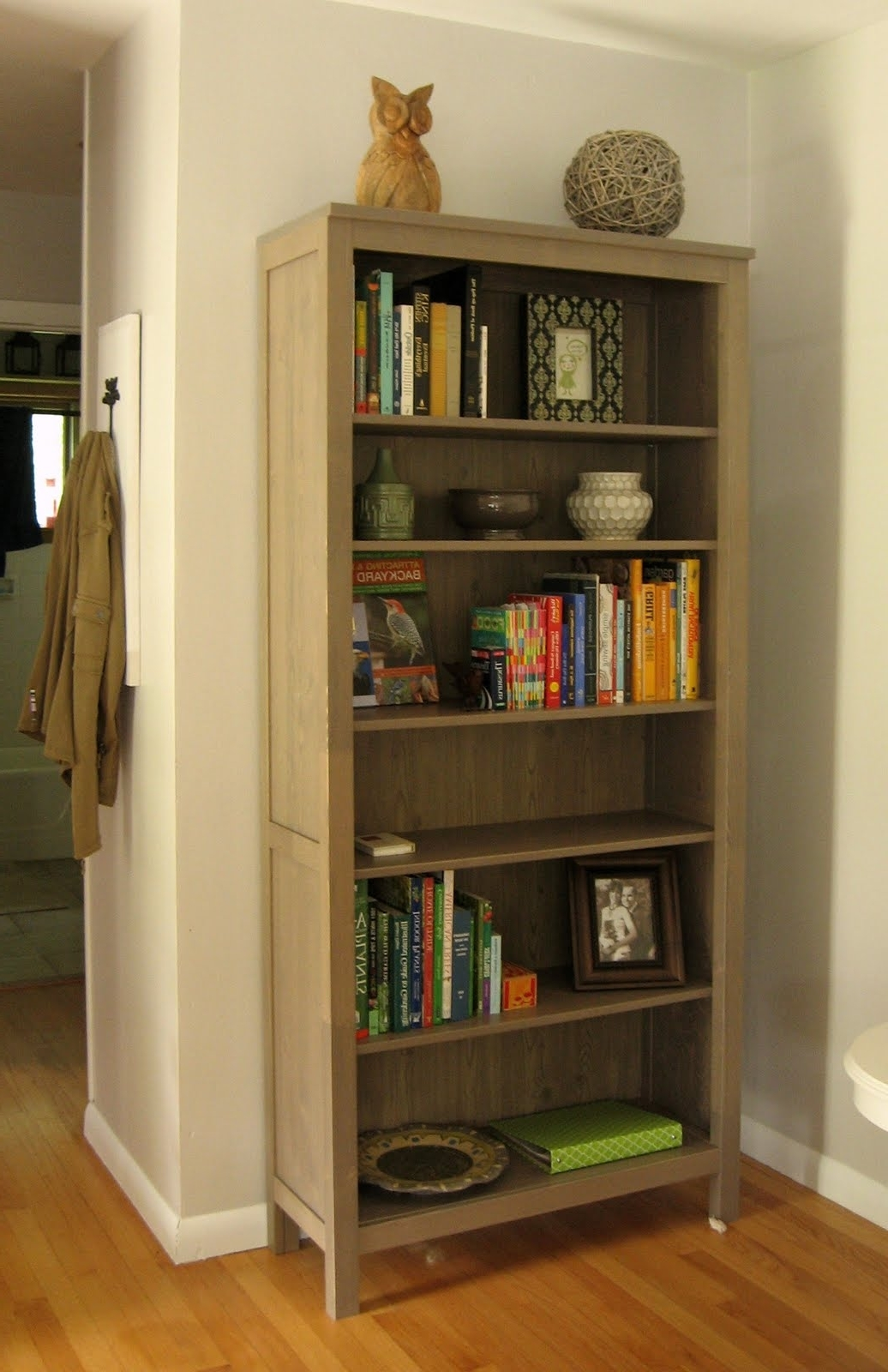 Popular Hemnes Bookcases Inside Furniture Home: Bookshelf Marvellous Ikea Hemnes Bookcase (View 8 of 15)