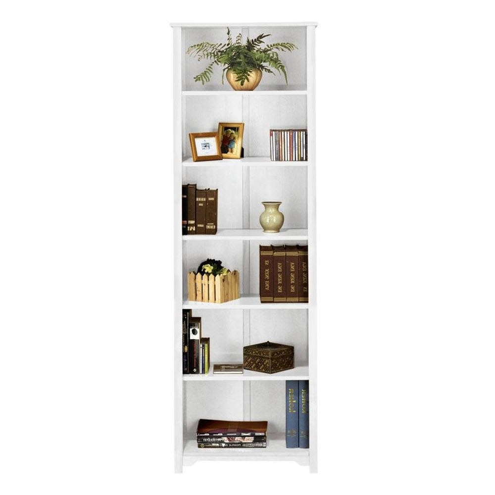 Popular Home Decorators Collection Oxford Black Open Bookcase 2877425210 Within Open Bookcases (View 8 of 15)
