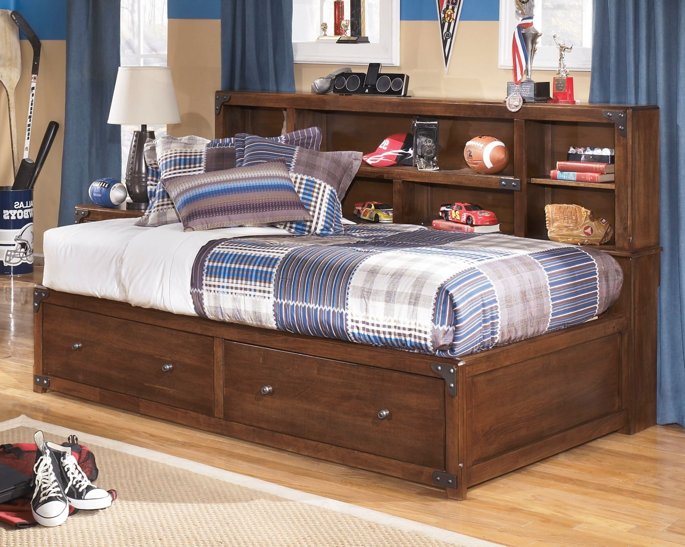 Featured Photo of Twin Bed Bookcases