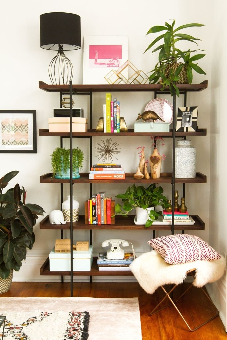 Popular Very Small Bookcases Inside Very Small Bookcases How To Arrange Bookshelves Free Standing (View 6 of 15)