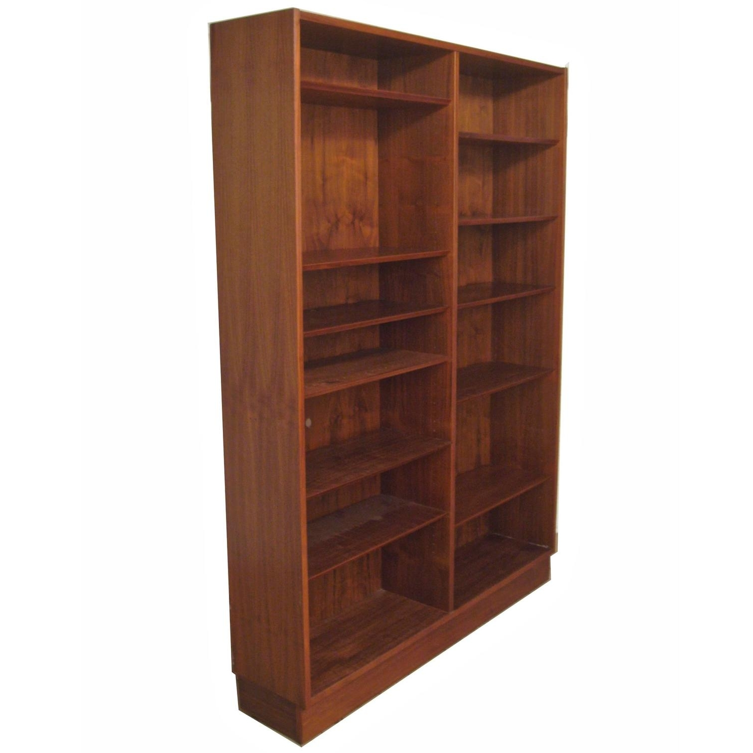 Poul Hundevad Danish Modern Teak Bookcase At 1stdibs With Most Up To Date Teak Bookcases (View 10 of 15)