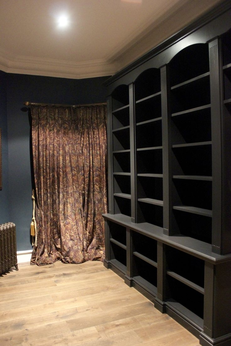 Preferred 22 Best Bespoke Bookcases Images On Pinterest (View 2 of 15)