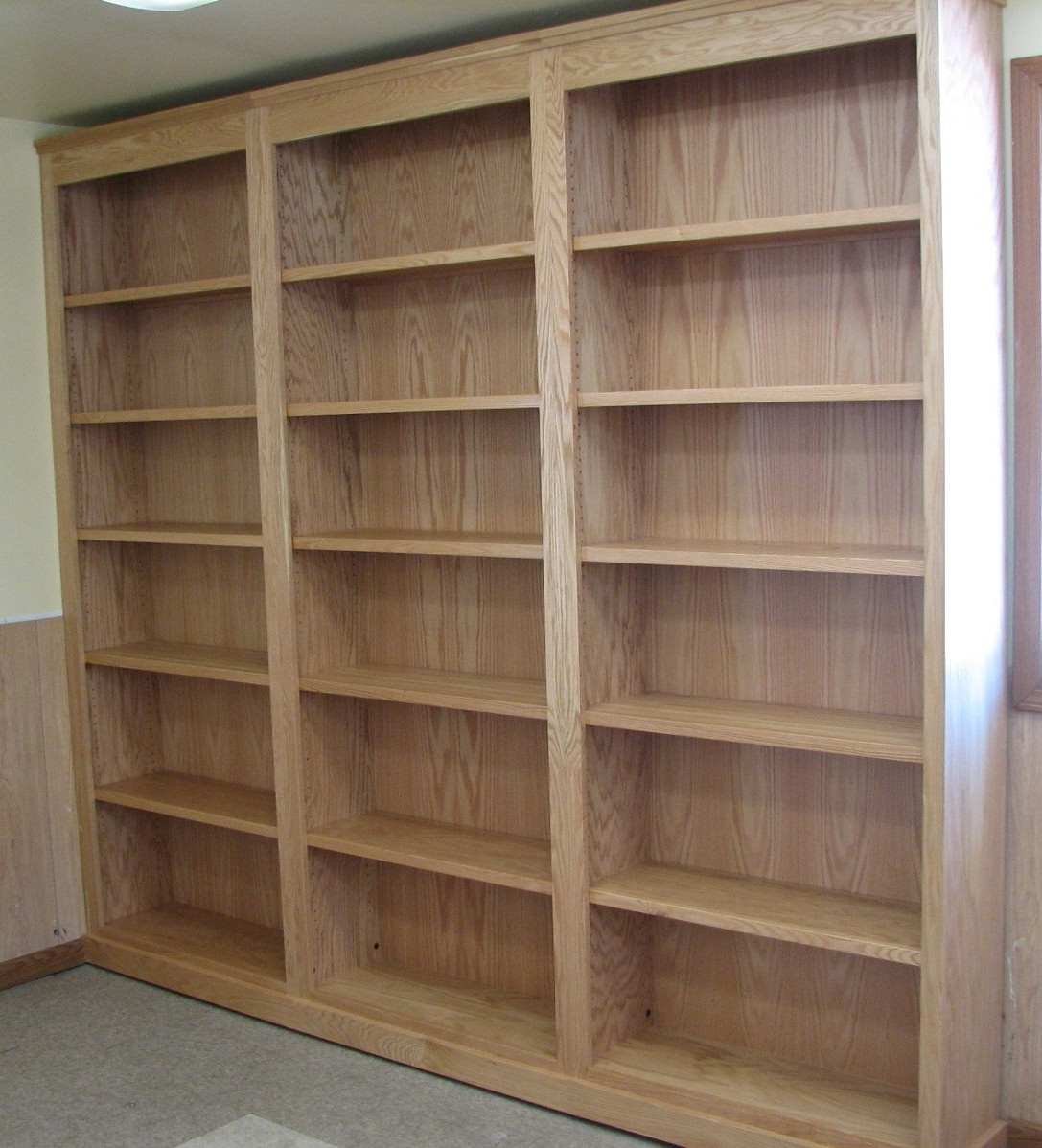 Preferred Backyards : Bookcase Buying Guide Raad Studio Library Quality For High Quality Bookcases (View 2 of 15)