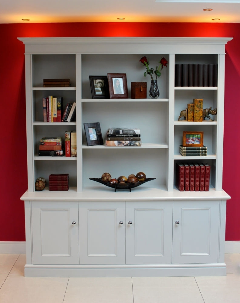 Preferred Bespoke Bookcases Intended For The Bookcase Co Specialises In Bespoke Bookcases, Alcove Units And (View 14 of 15)