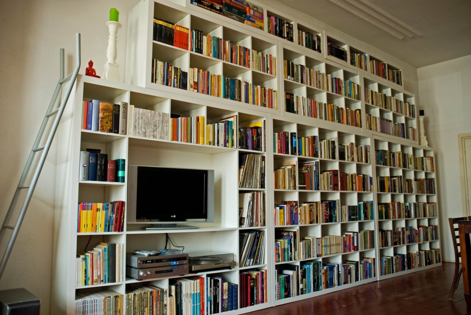 Preferred Book Case Tv Throughout Top Best Large Bookcase Ideas On Pinterest Ikea Billy Smart (View 12 of 15)
