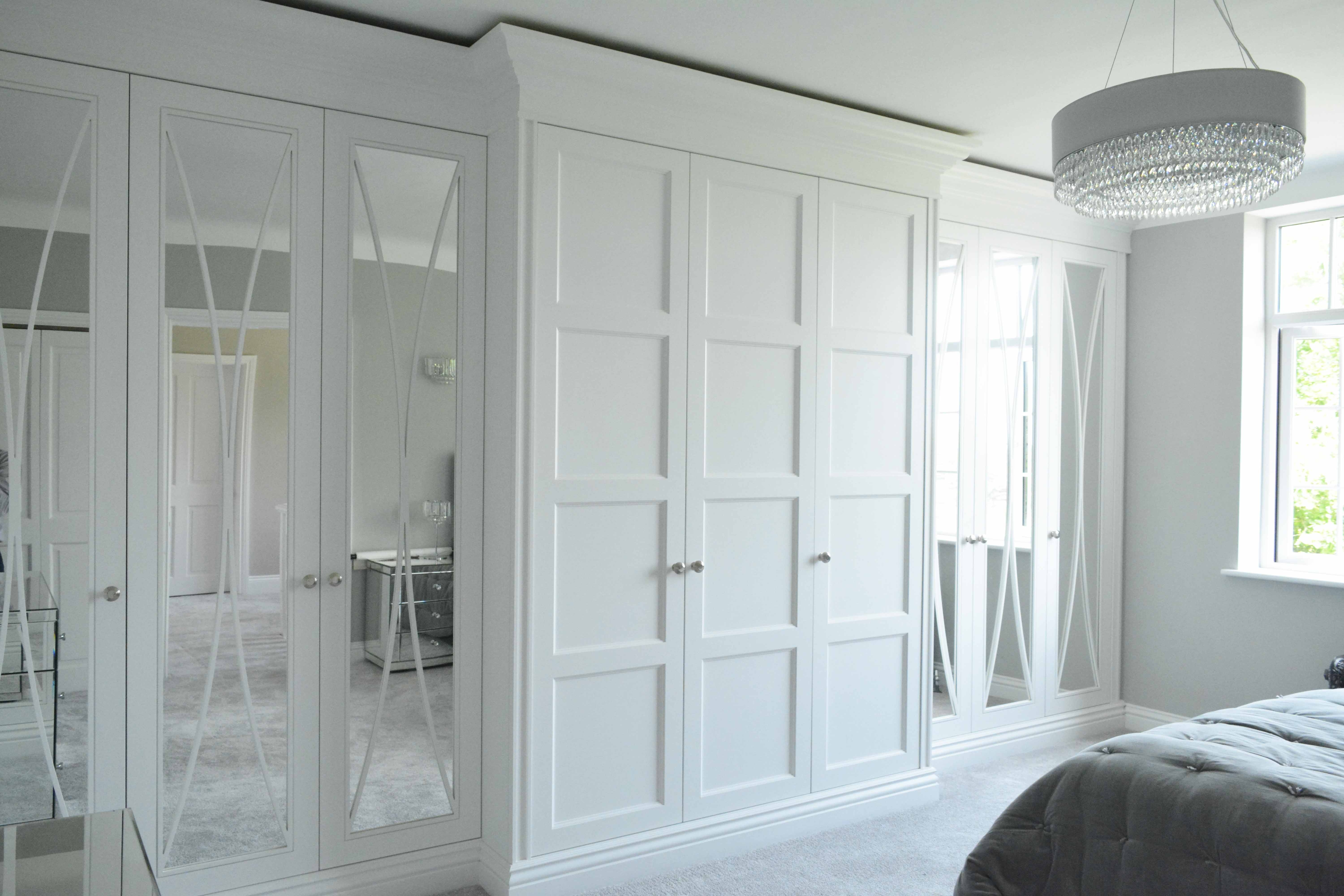 Preferred Fitted Wooden Wardrobes With Regard To Luxury Fitted Wardrobes Boreham Wood, Hertfordshire – The Heritage (View 3 of 15)