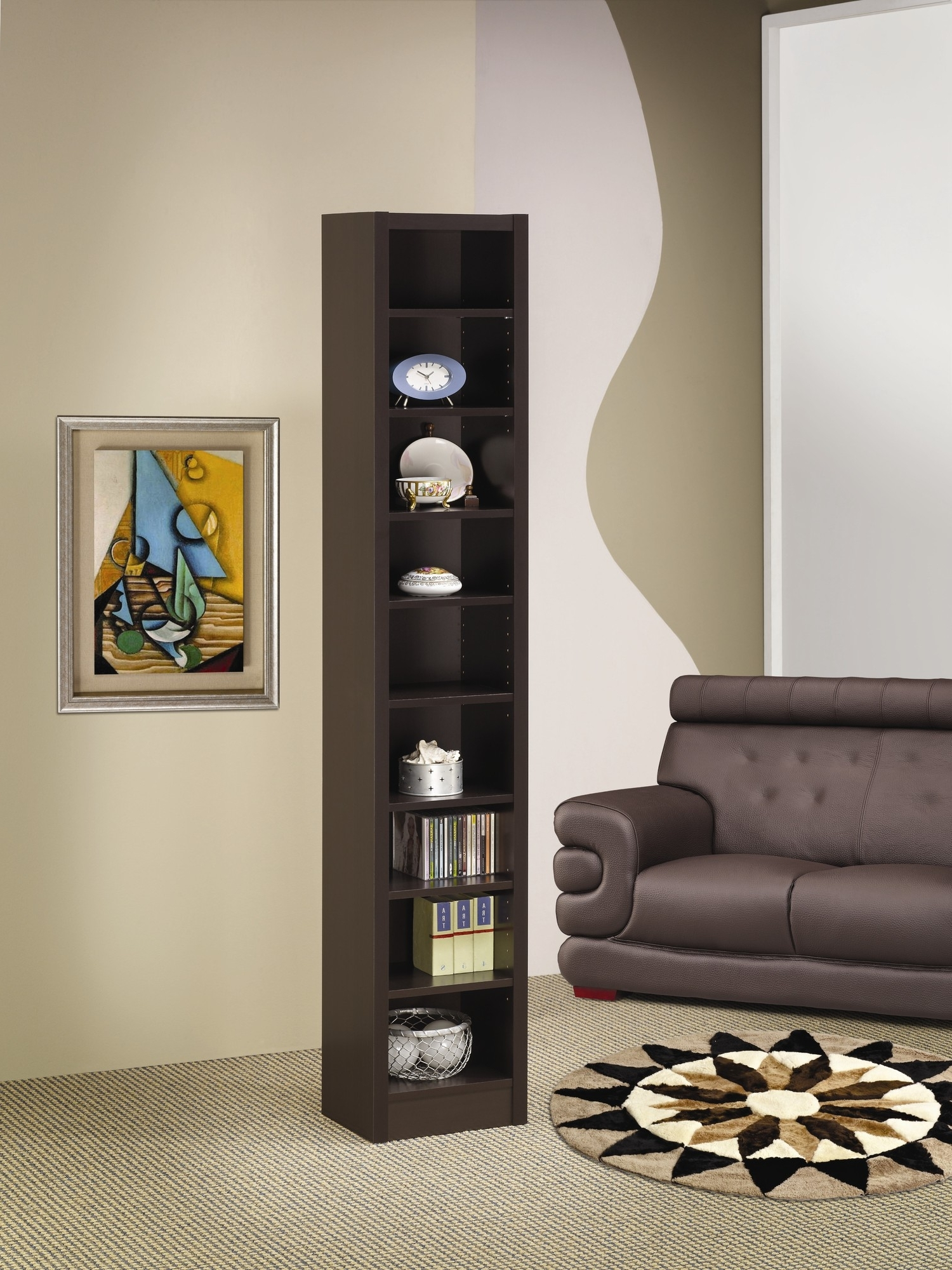 Preferred Furniture Home: Archaicawful Wildon Home Bookcase Picture Design In Wildon Home Bookcases (View 6 of 15)