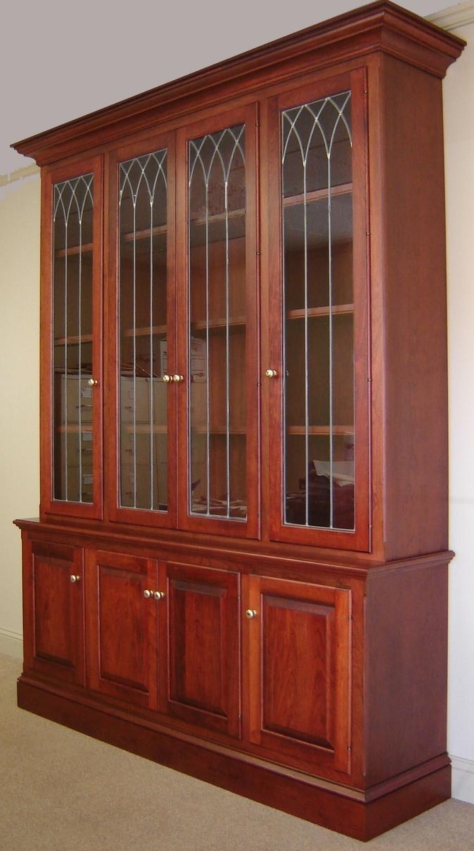 Preferred Furniture Home: Best Cherry Bookcase Ideas On Pinterest Makeover Pertaining To Red Bookcases (View 10 of 15)